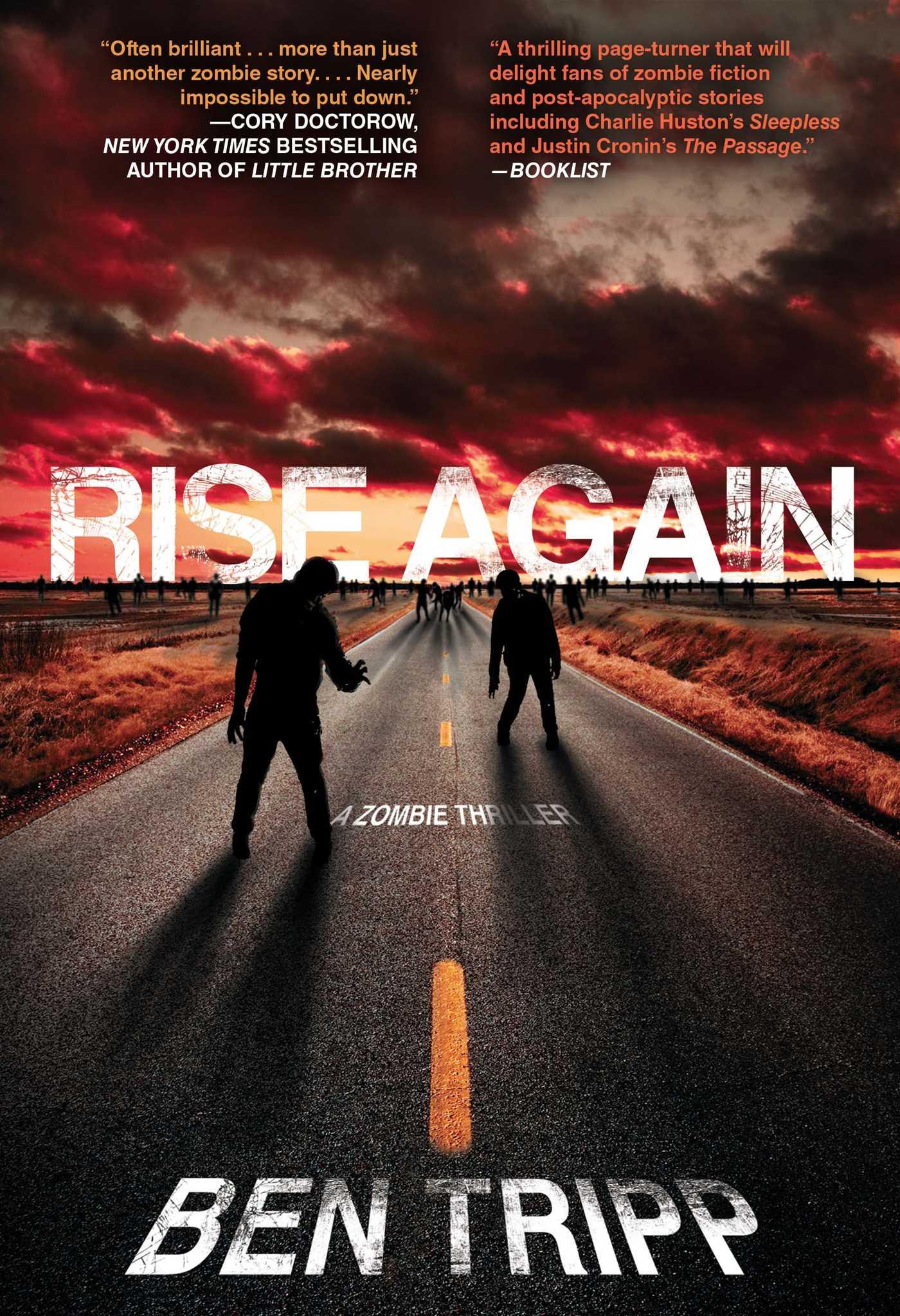 Rise again 9781439165164 hr