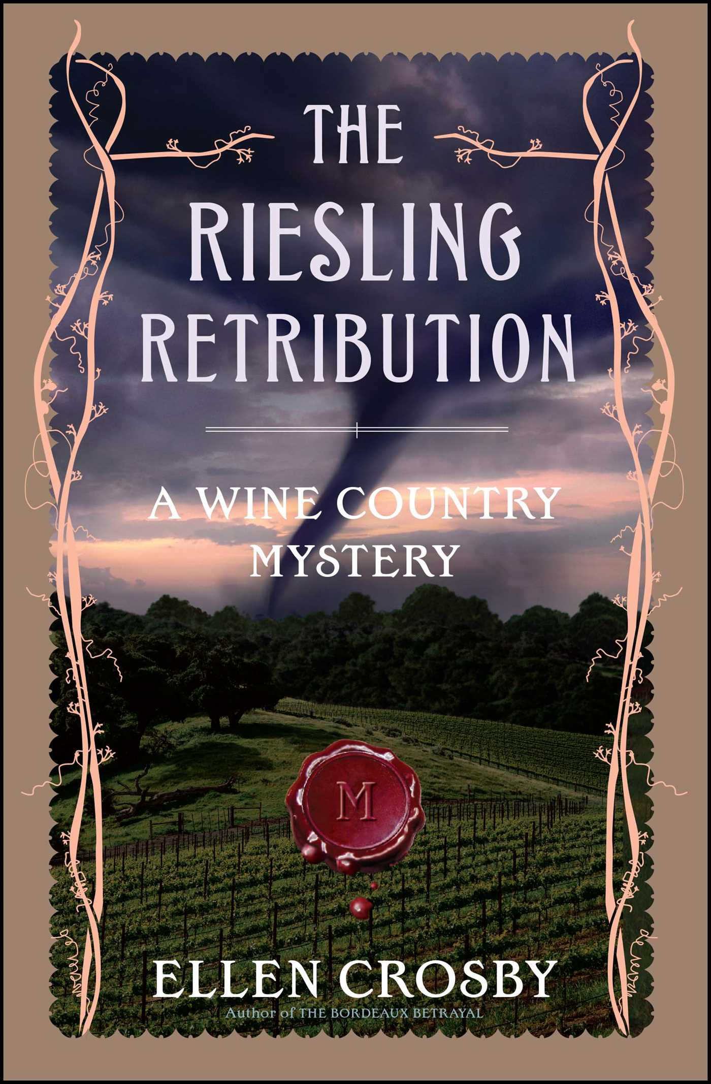 The riesling retribution 9781439165997 hr