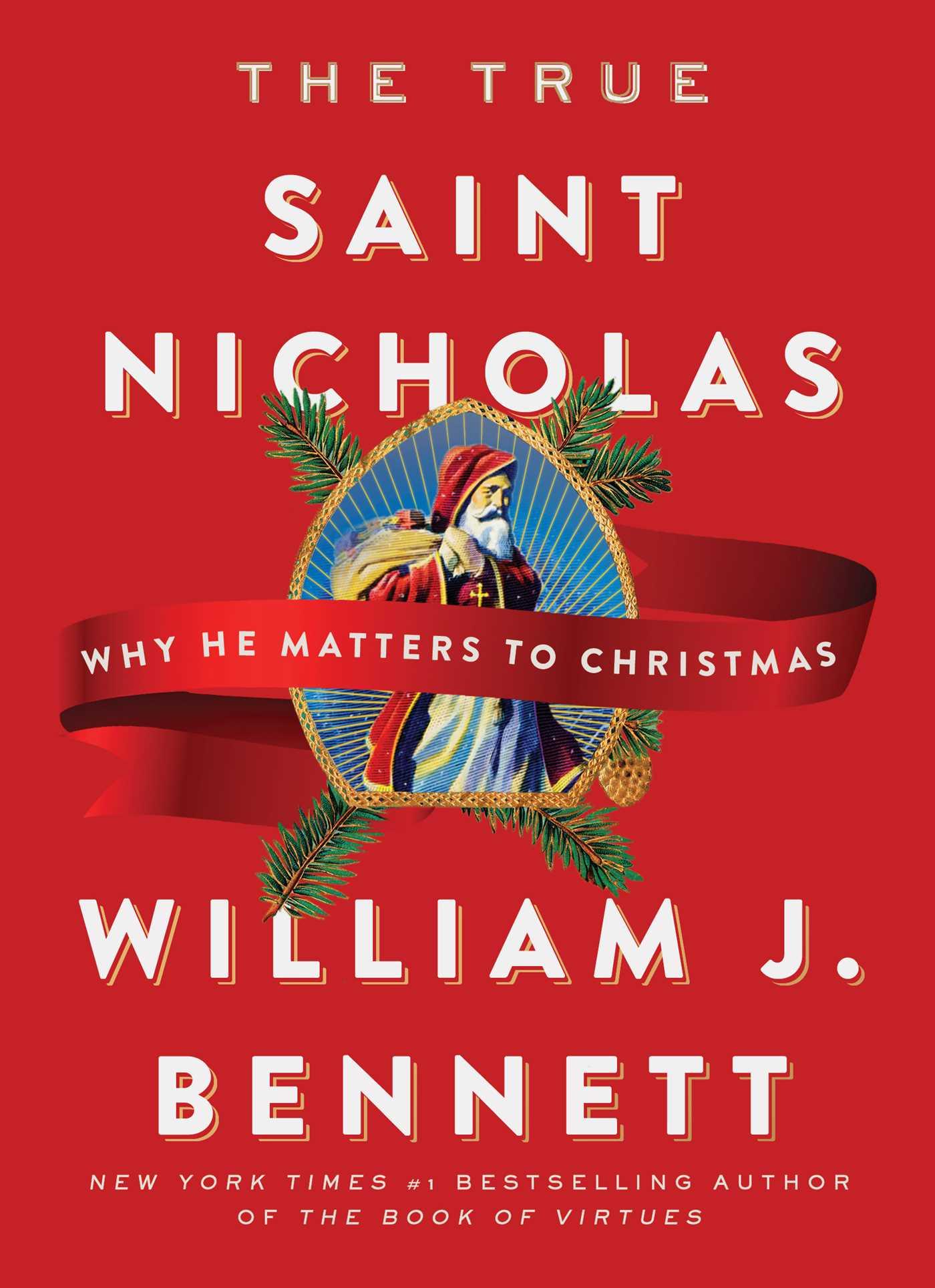 The true saint nicholas 9781439166406 hr