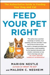 Feed your pet right 9781439166420