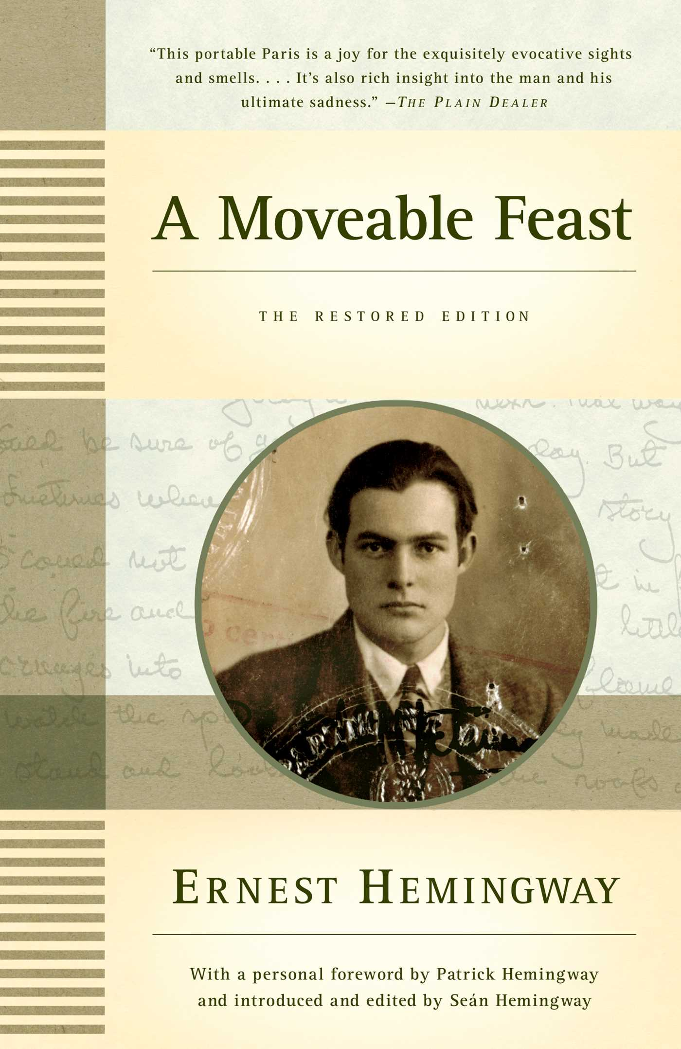 A moveable feast the restored edition 9781439166451 hr