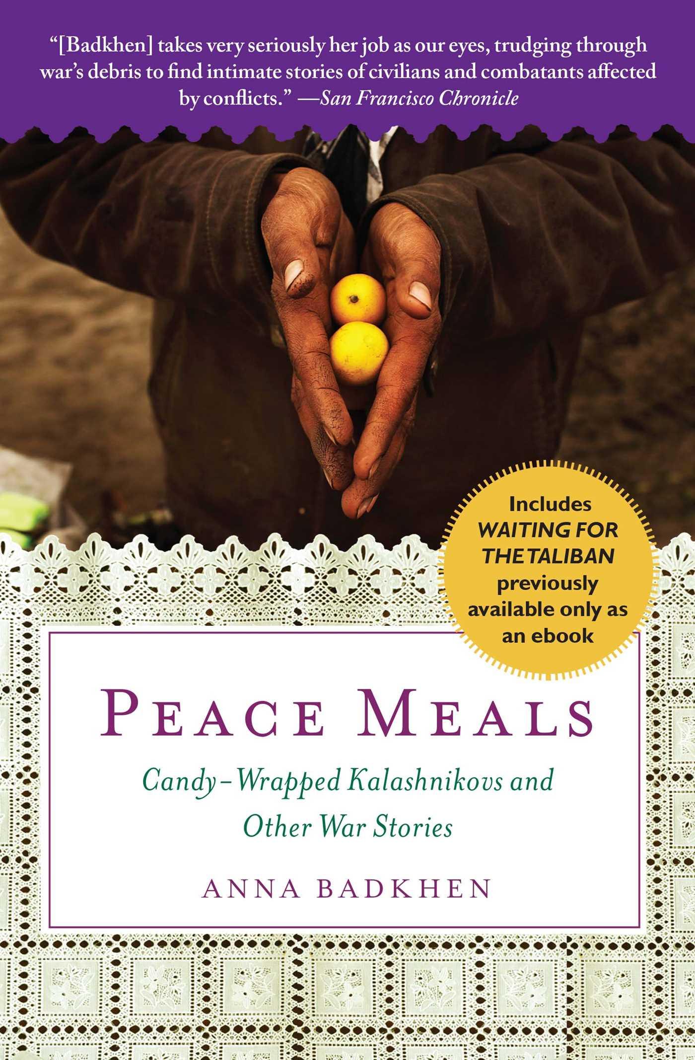 Peace meals 9781439166505 hr