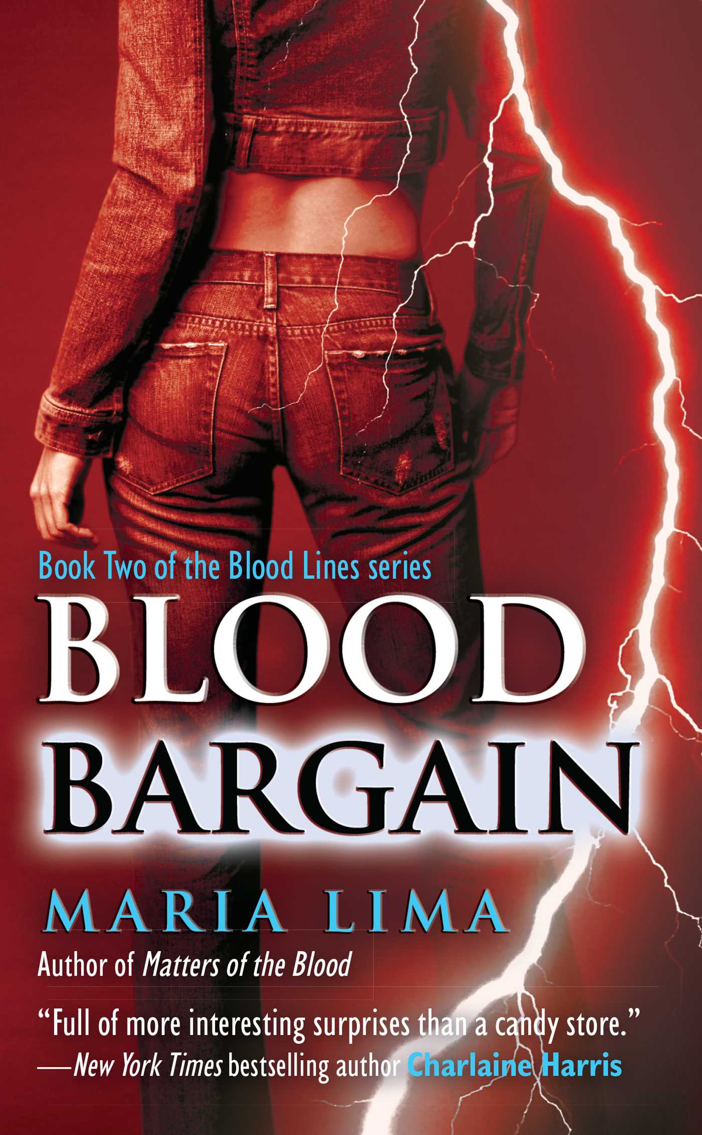 Blood bargain 9781439166727 hr