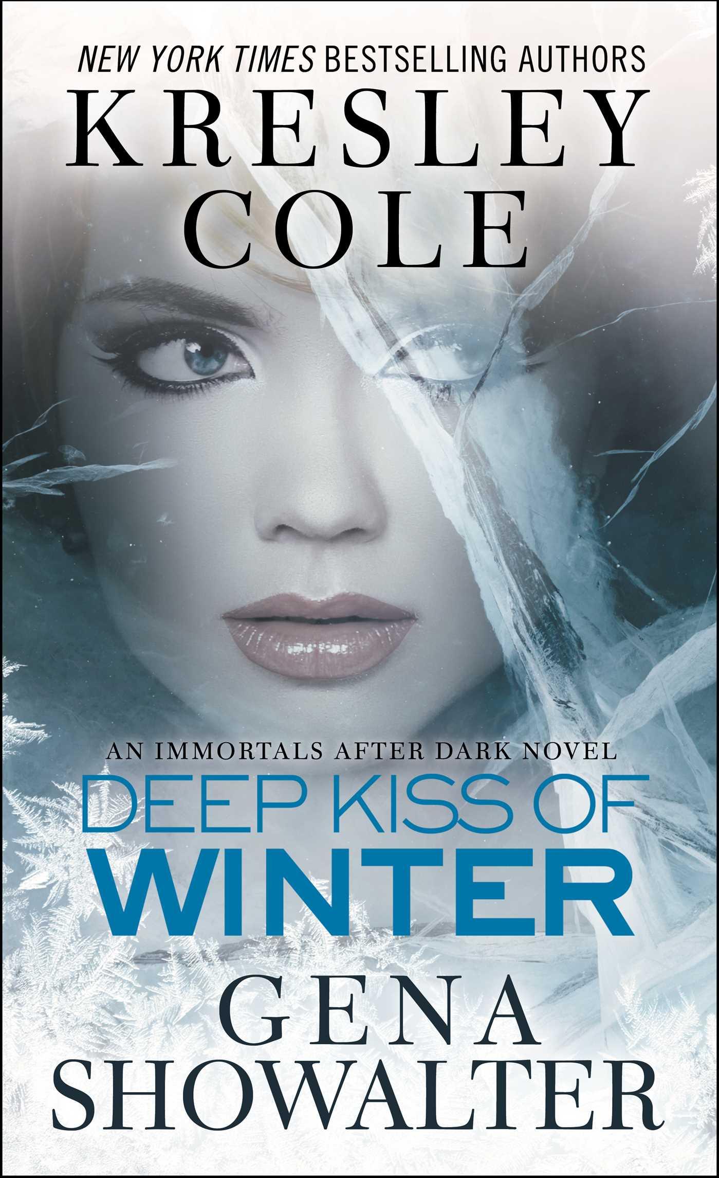 Deep kiss of winter 9781439166857 hr