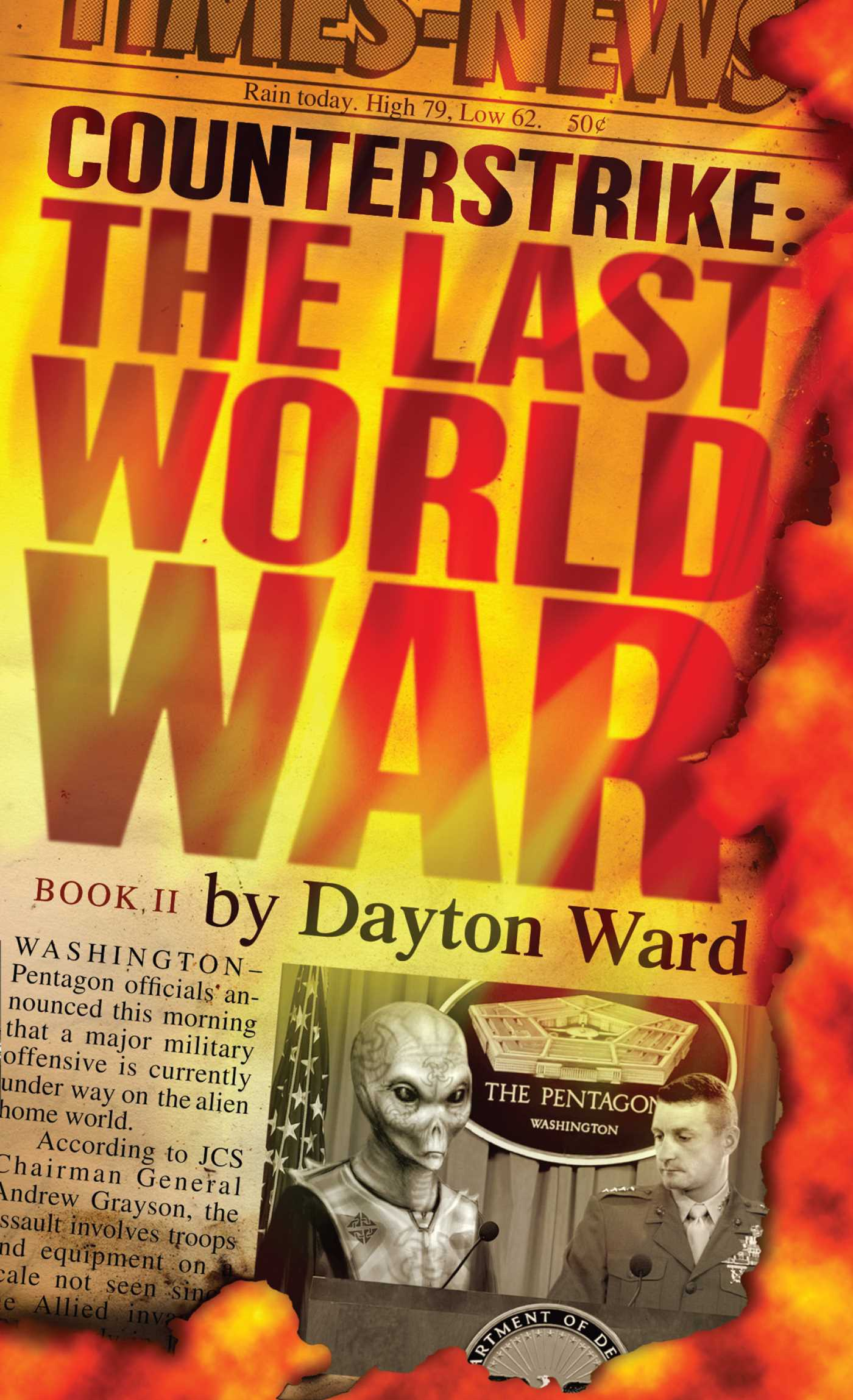 Counterstrike the last world war book 2 9781439167977 hr