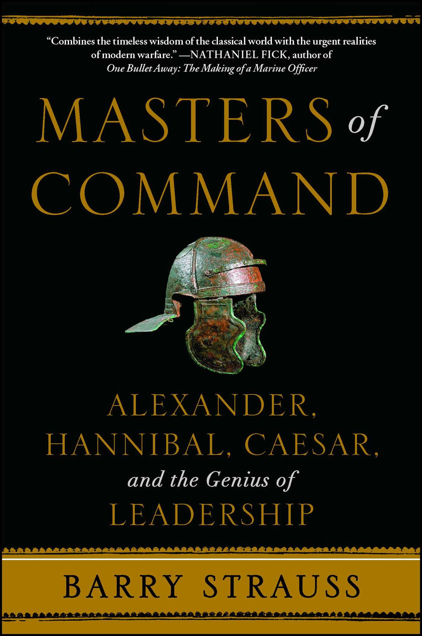 Masters of command 9781439169070 hr