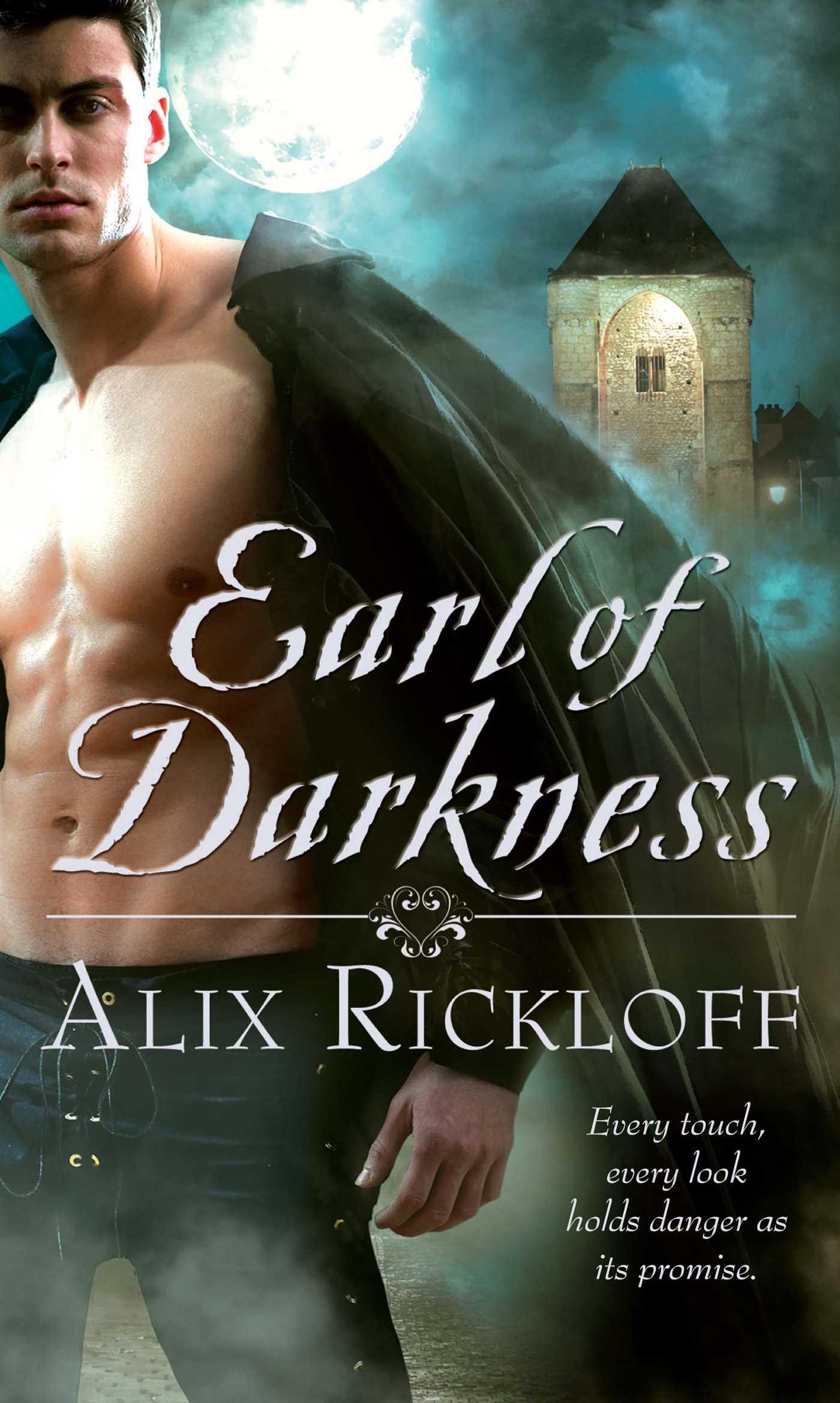 Earl of darkness 9781439170588 hr