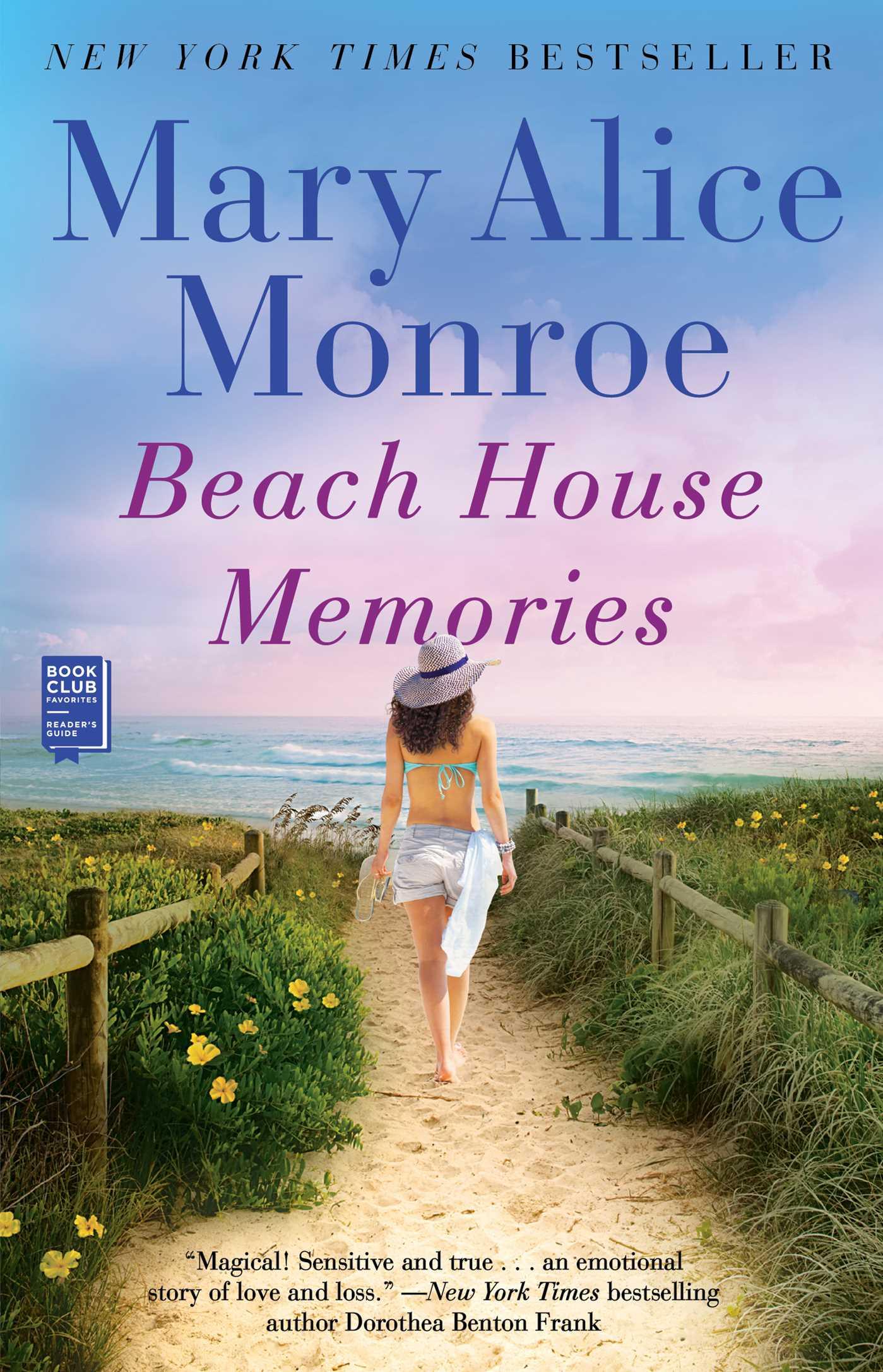 Beach house memories 9781439170946 hr
