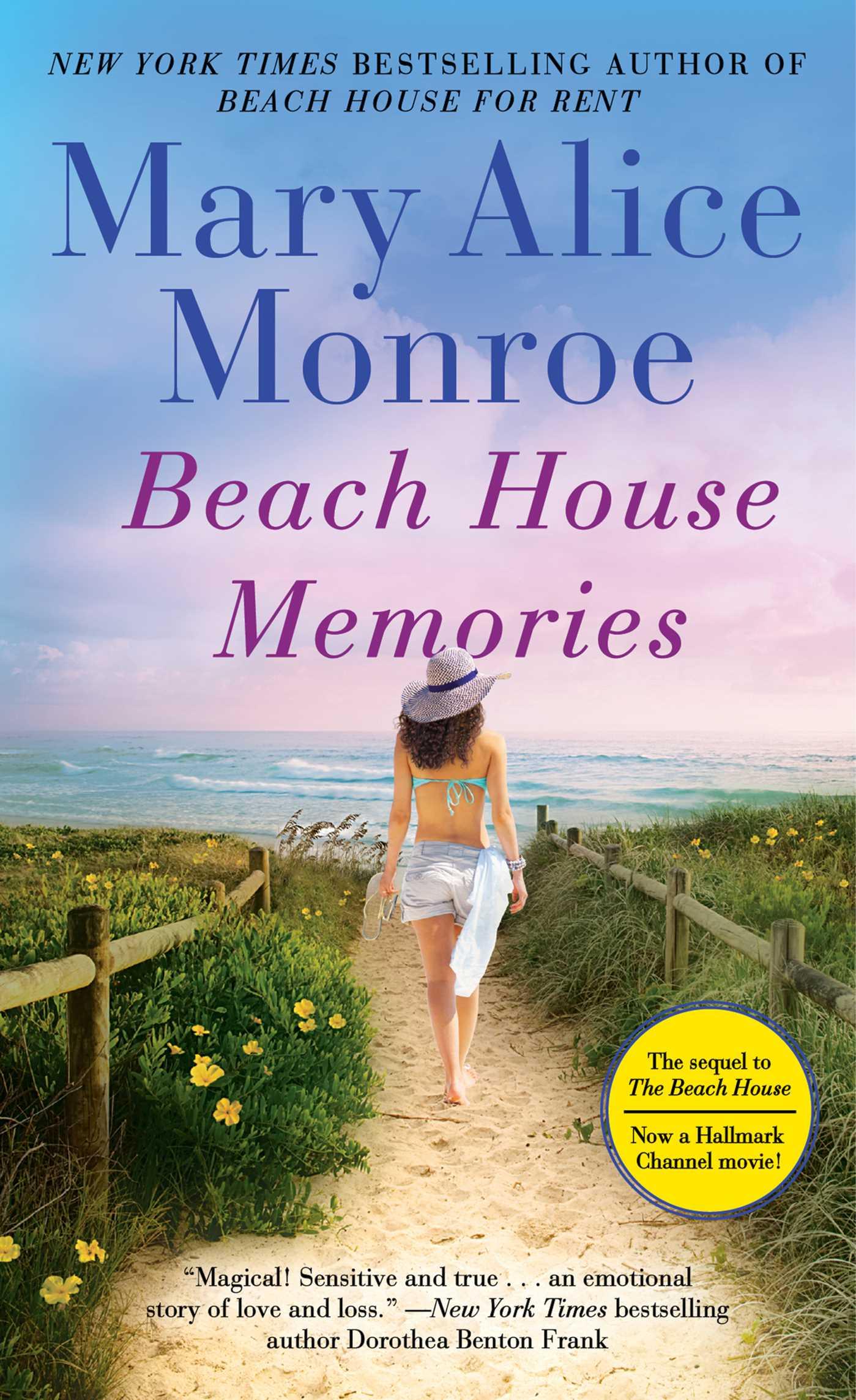 Beach house memories 9781439171011 hr