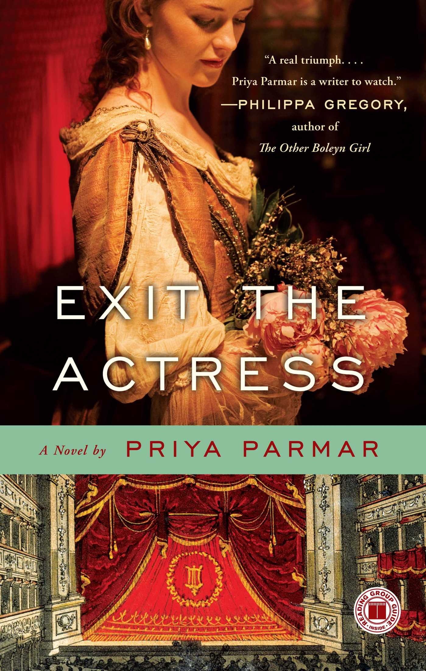 Exit the actress 9781439171189 hr