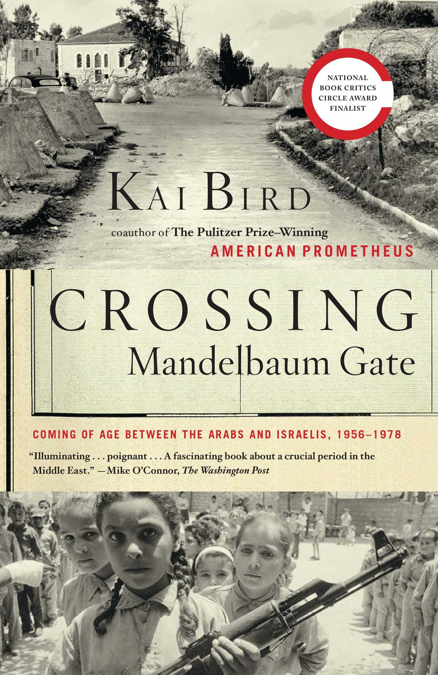 Crossing mandelbaum gate 9781439171608 hr