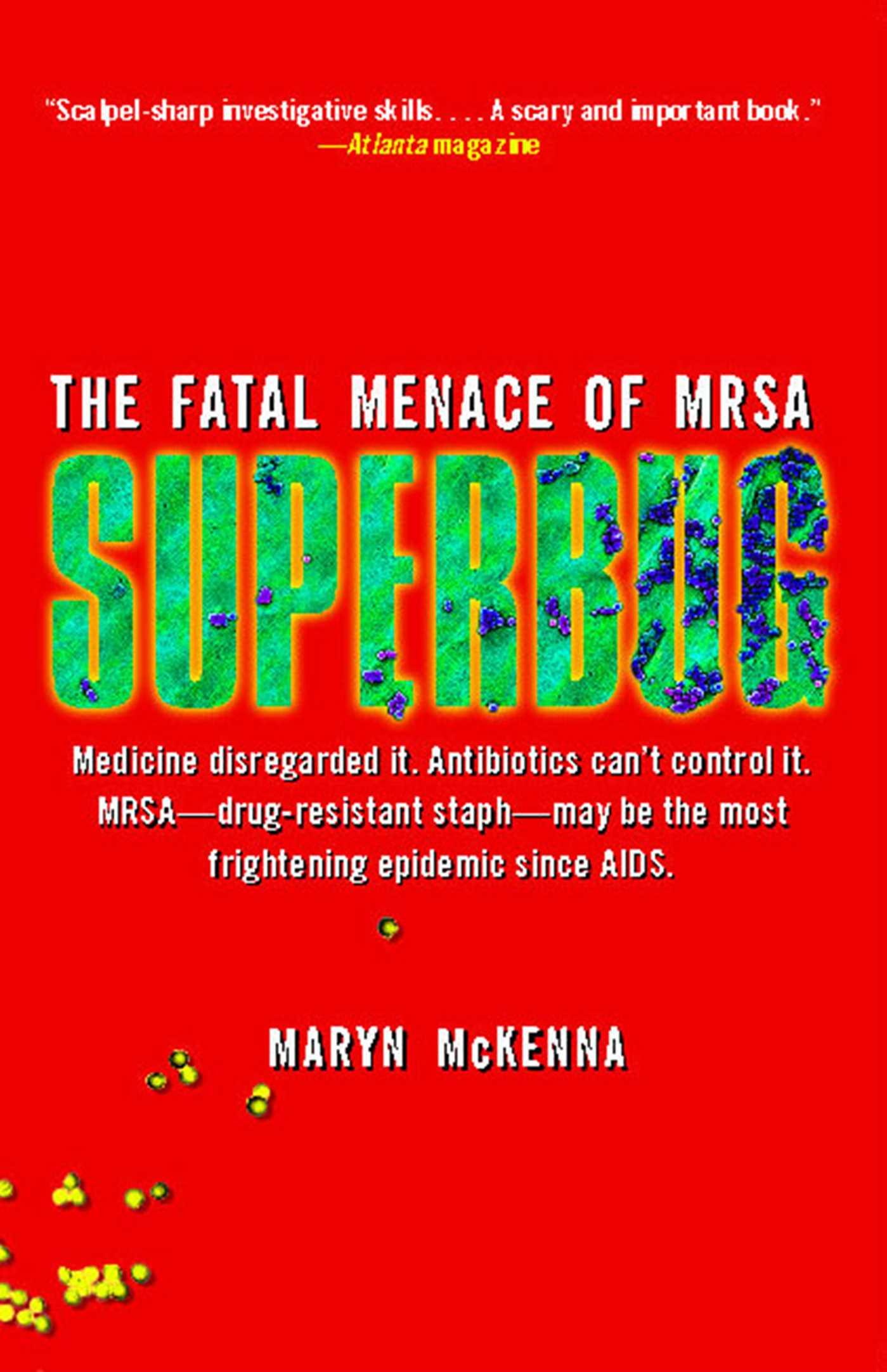Superbug 9781439171837 hr