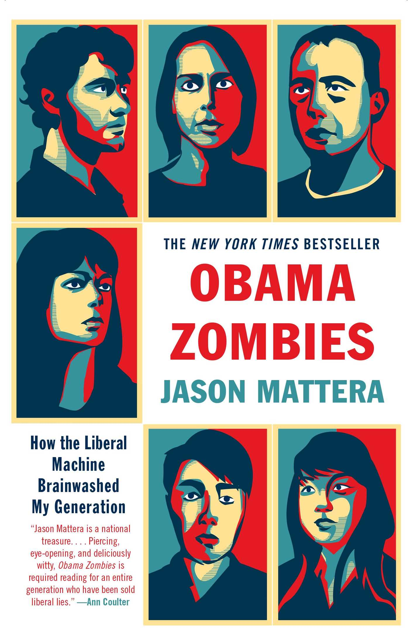 Obama zombies 9781439172087 hr