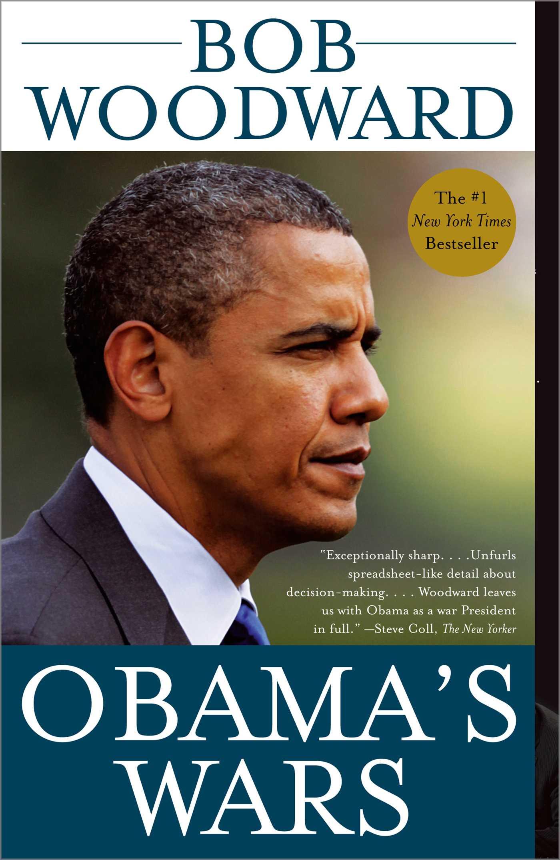 Obamas wars 9781439172513 hr