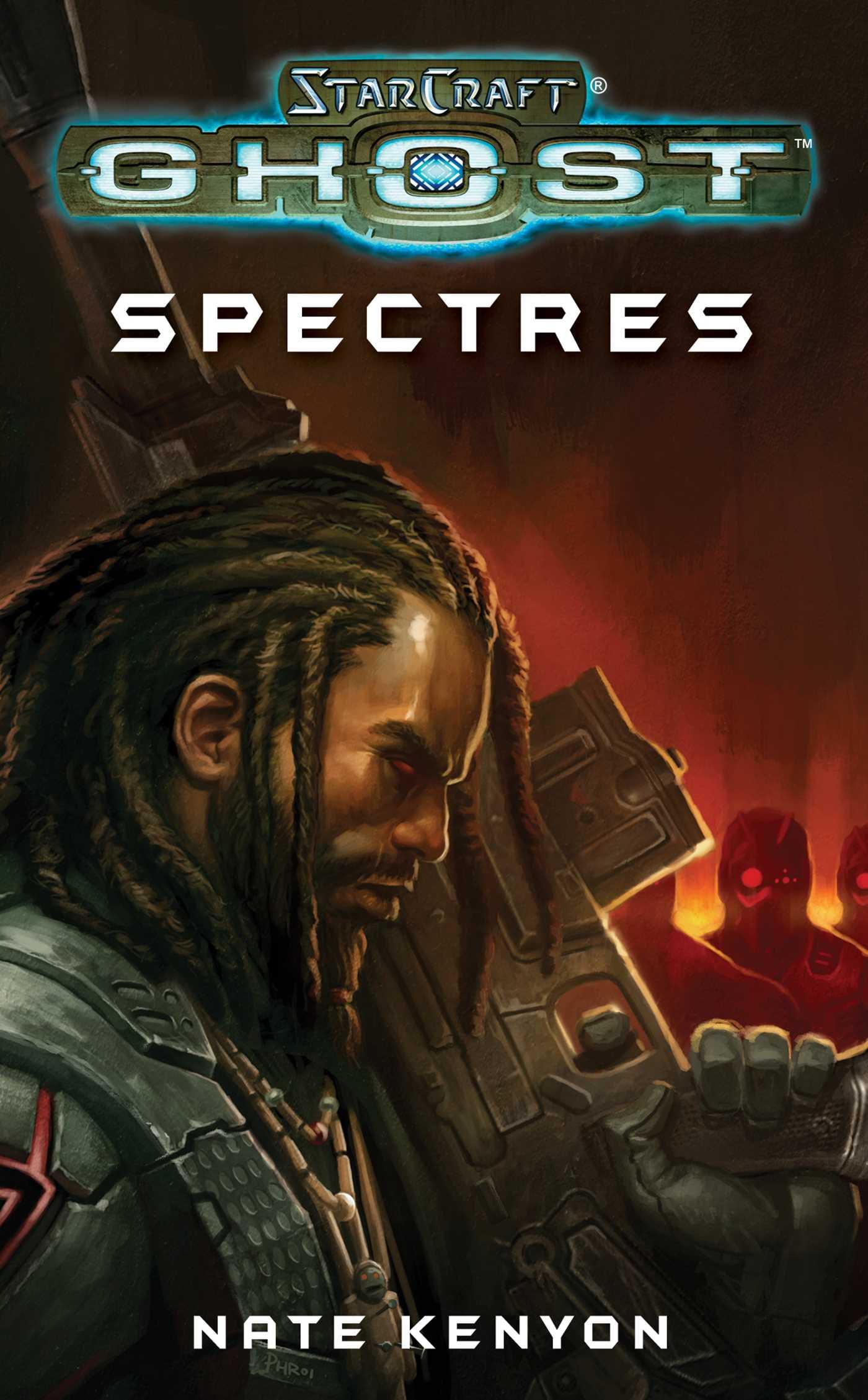 Starcraft ghost spectres 9781439172759 hr