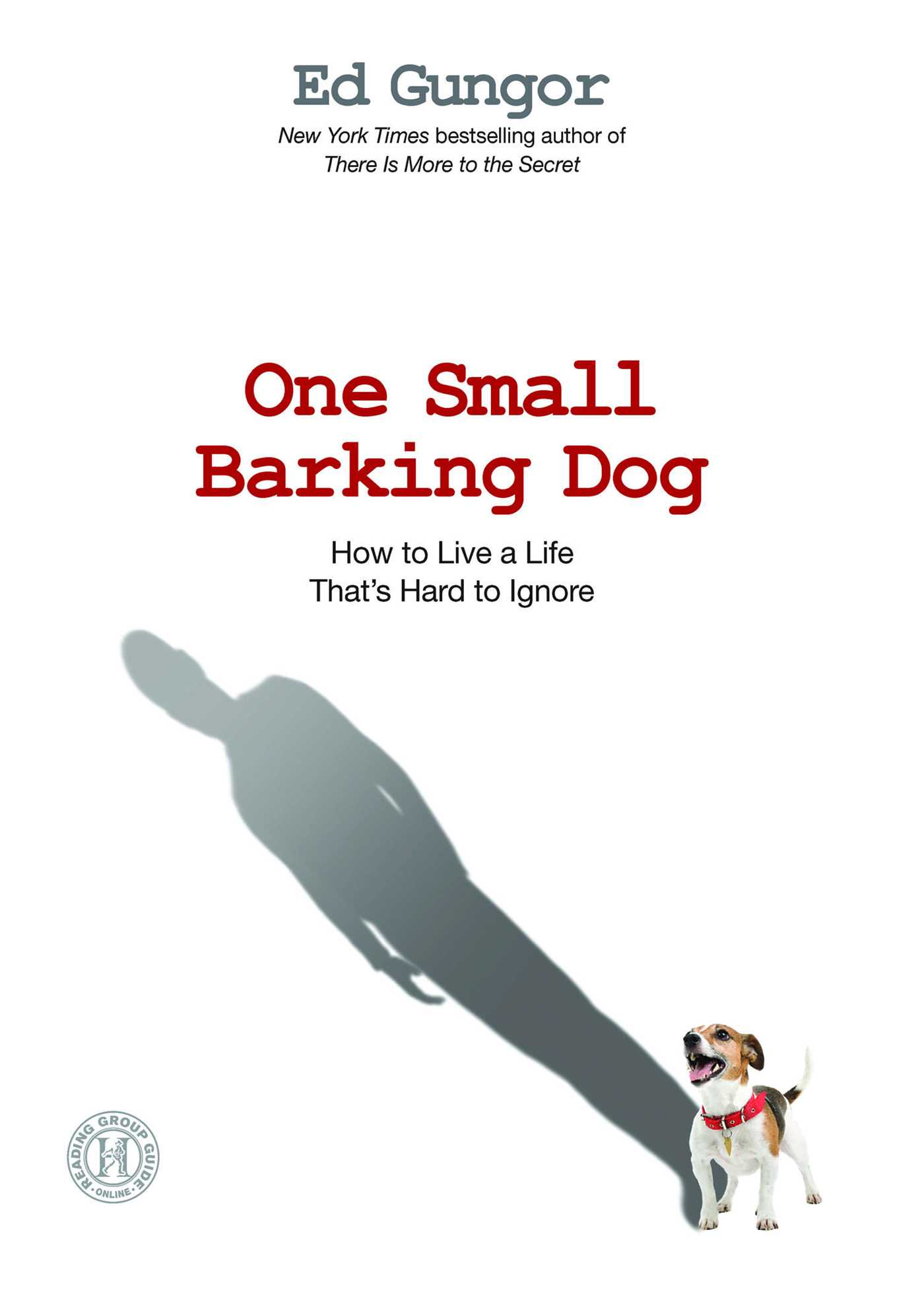 One small barking dog 9781439172766 hr