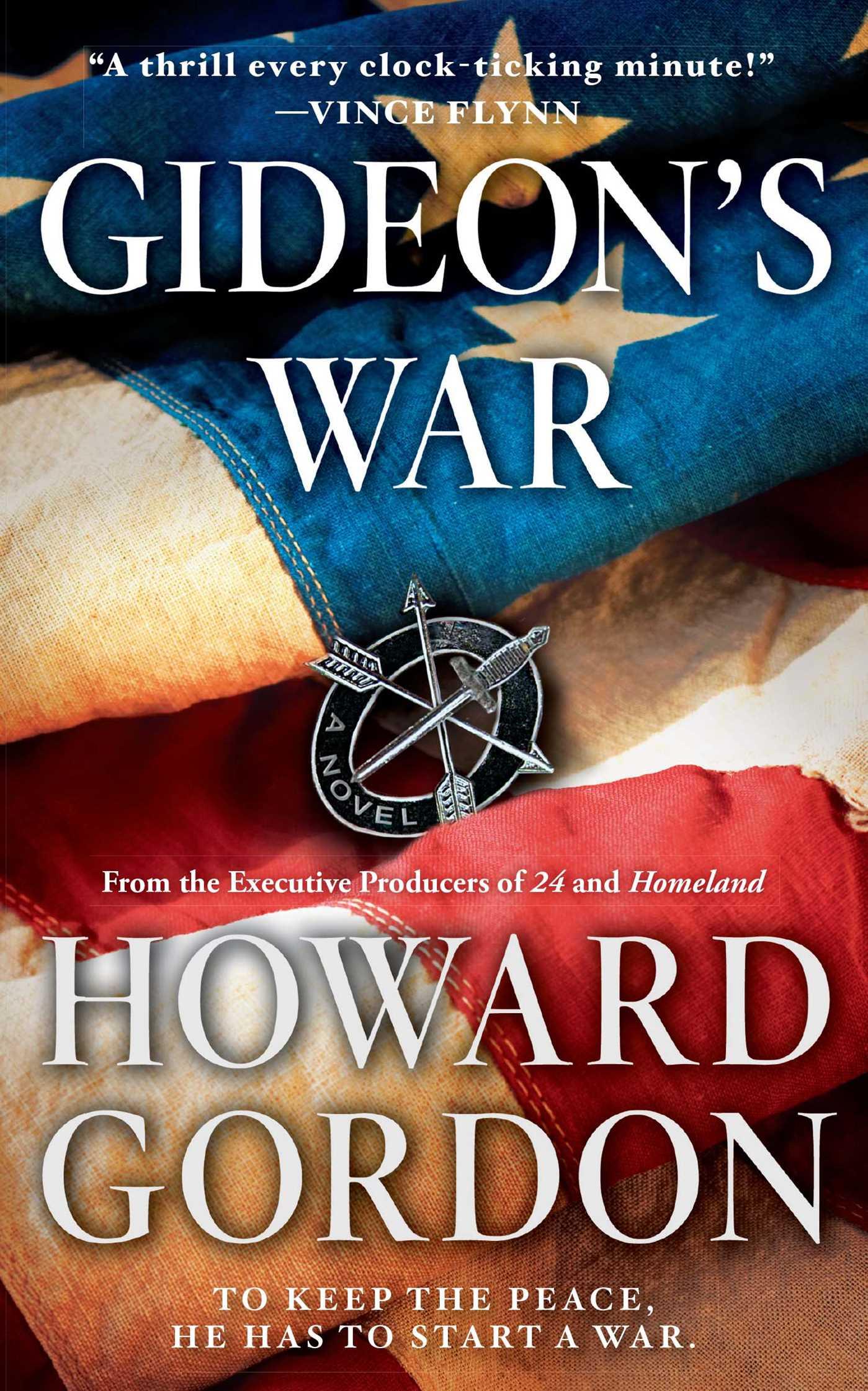Gideons war 9781439175996 hr