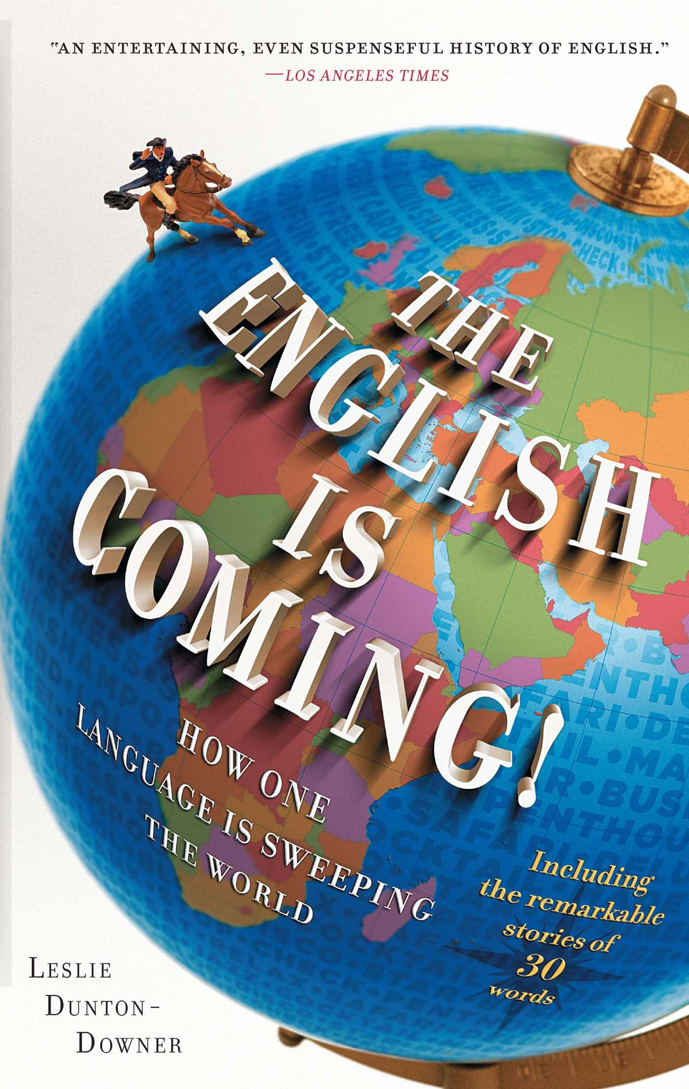 the english is coming
