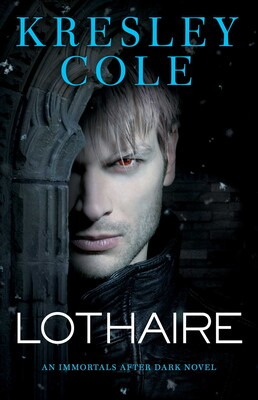 Lothaire book cover