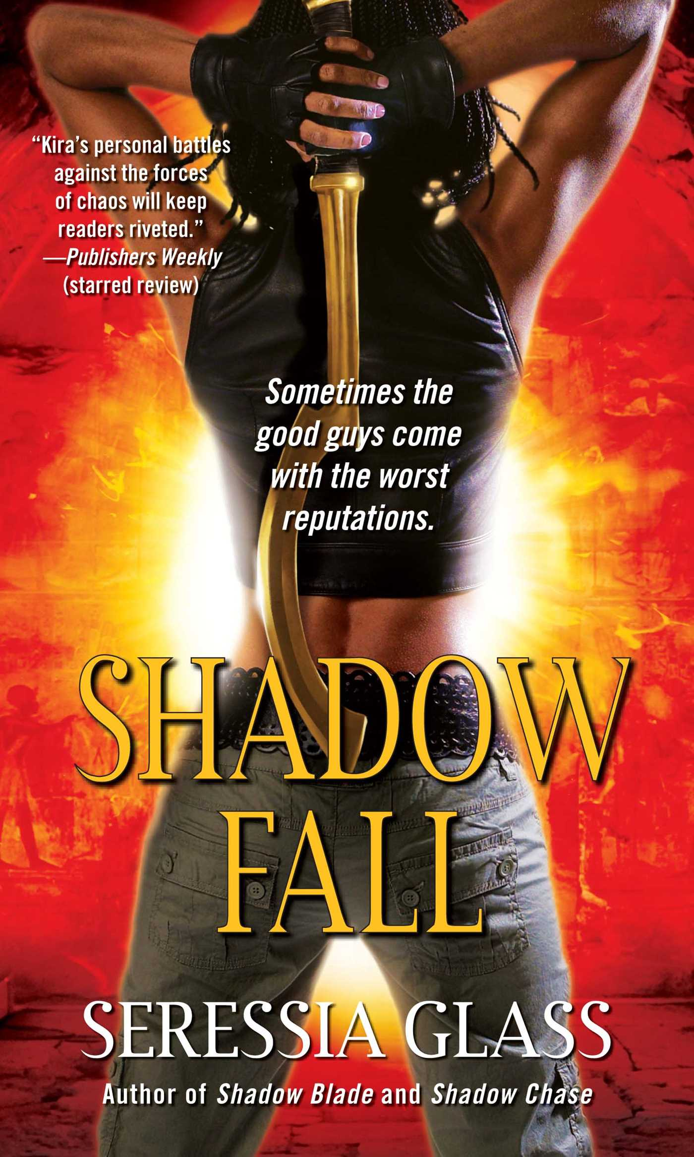 Shadow fall 9781439177068 hr