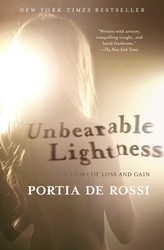 Unbearable lightness 9781439177792