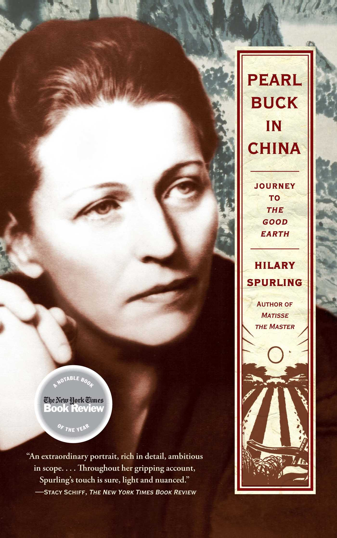 Pearl buck in china 9781439180440 hr