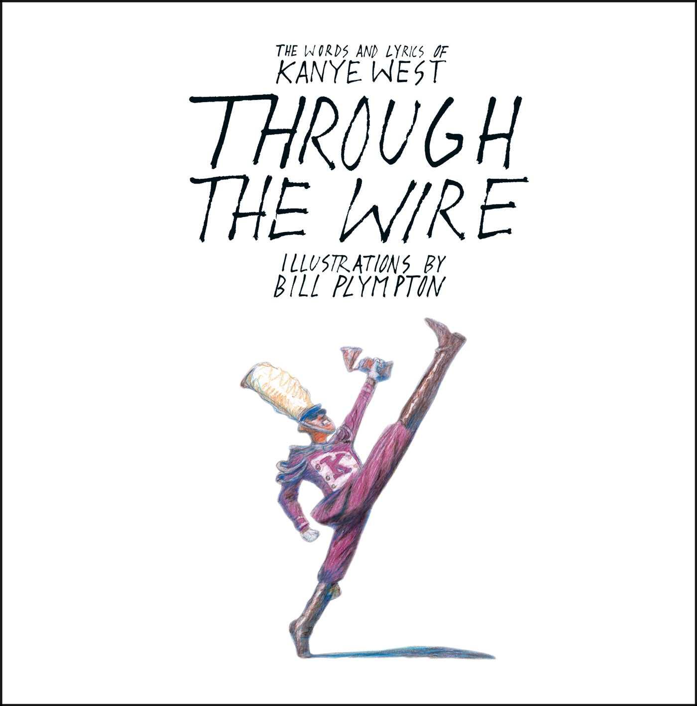 Through the wire 9781439181188 hr