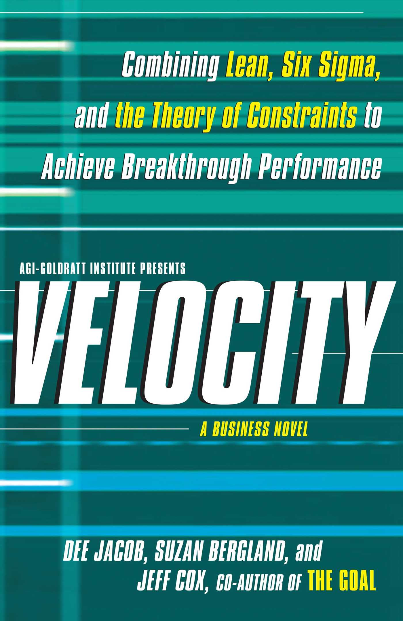 Velocity Ebook By Dee Jacob Suzan Bergland Jeff Cox Official