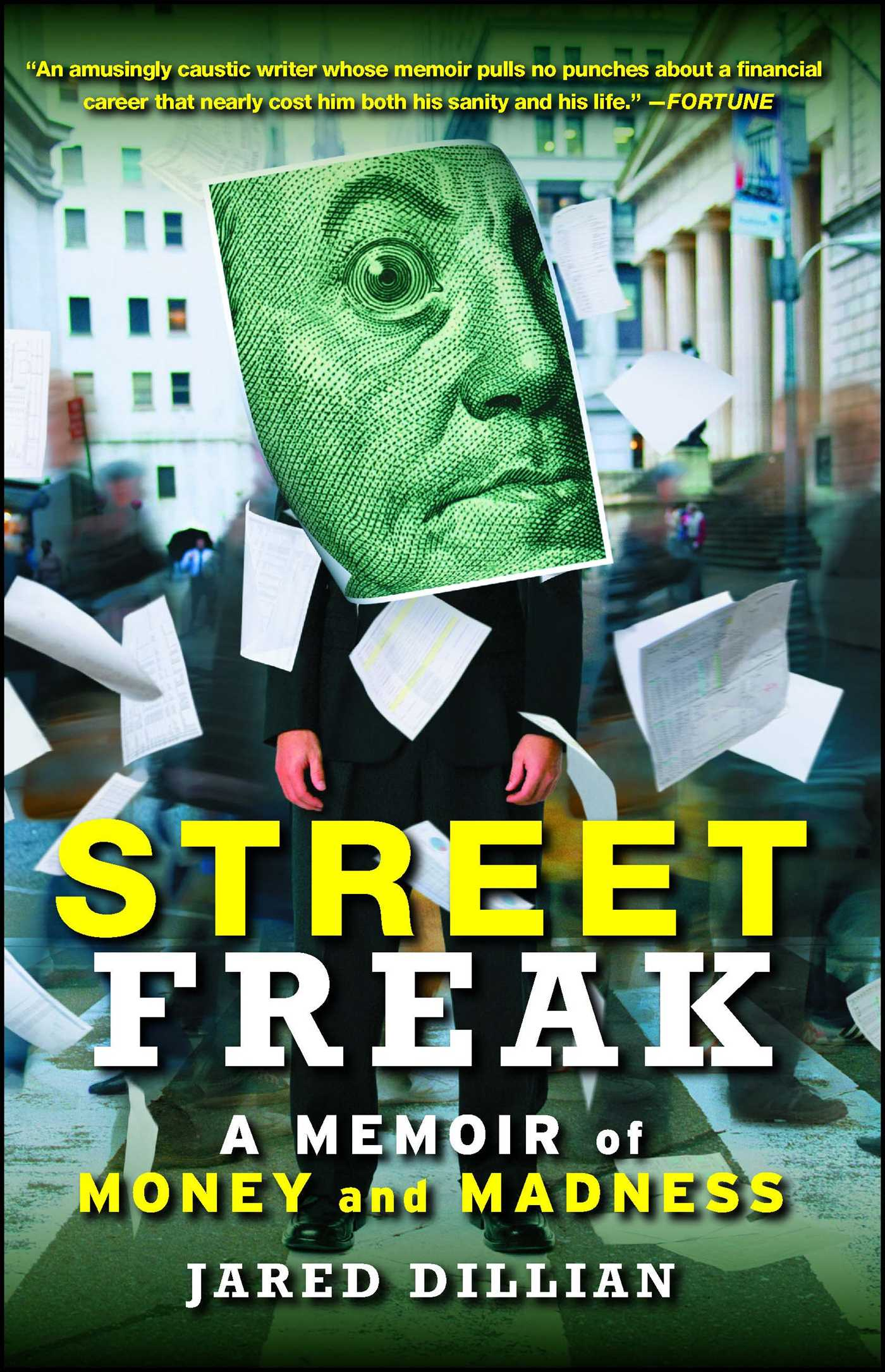 Street freak 9781439181270 hr