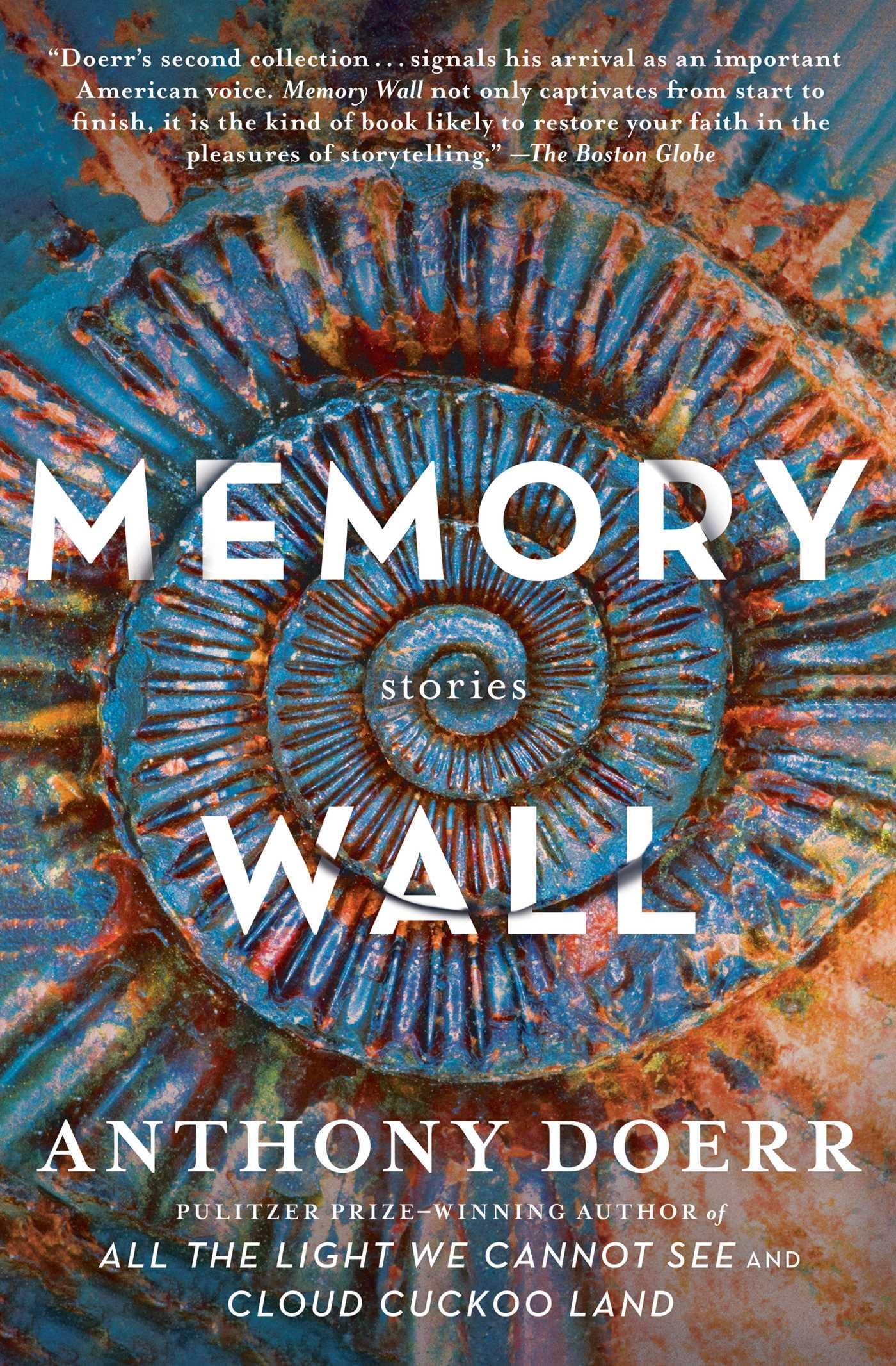 Memory wall 9781439182840 hr