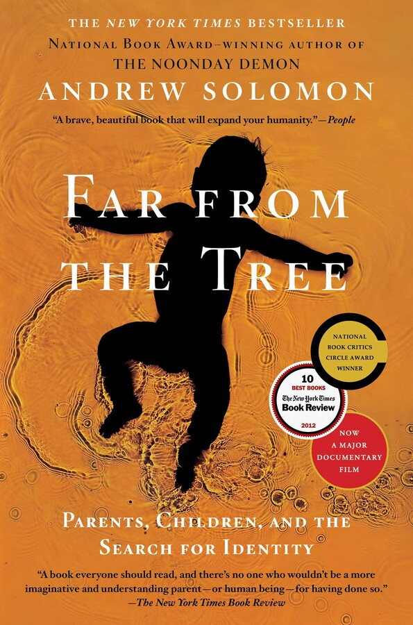 Far From The Tree Ebook By Andrew Solomon Official Publisher Page