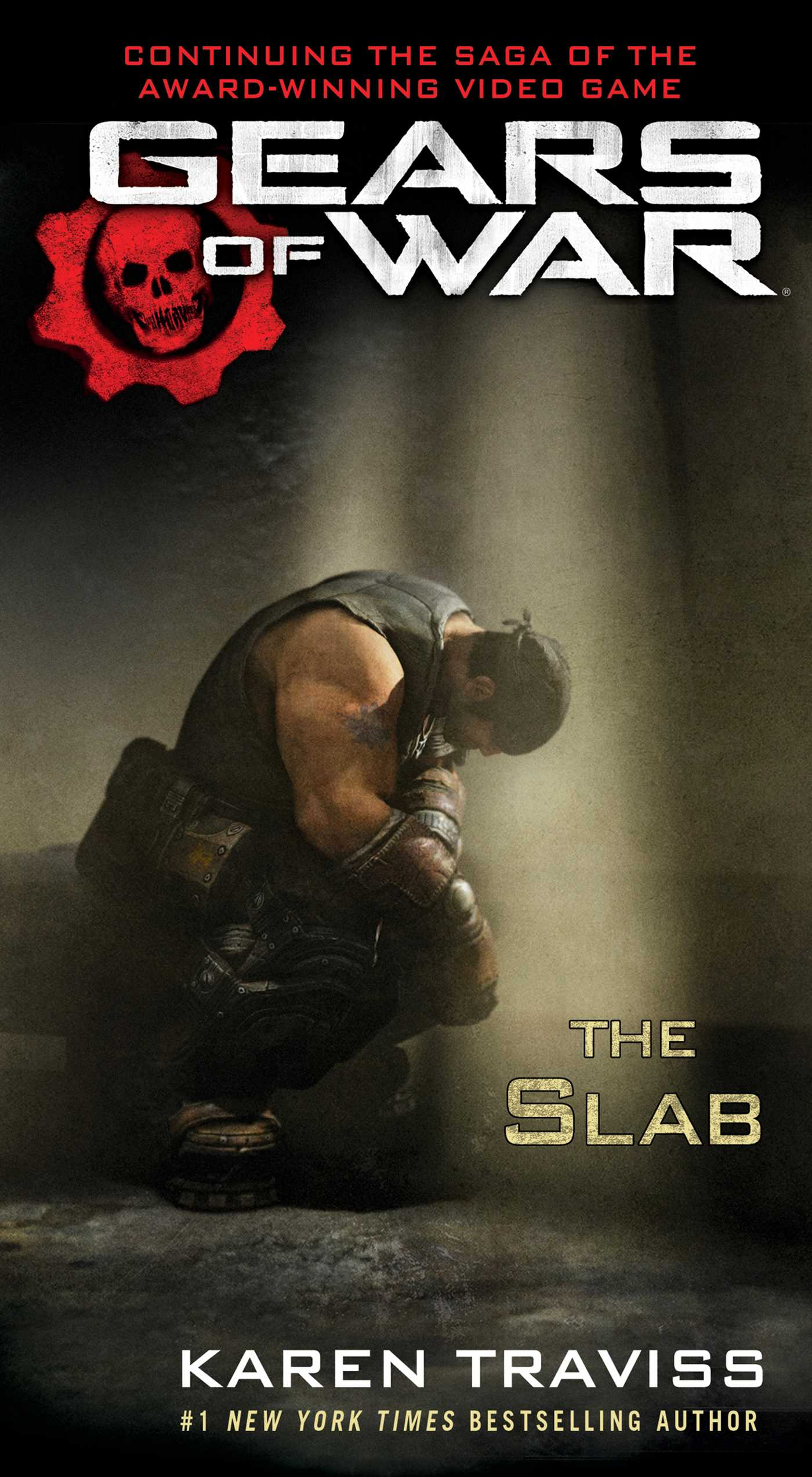 Gears of war the slab 9781439184103 hr