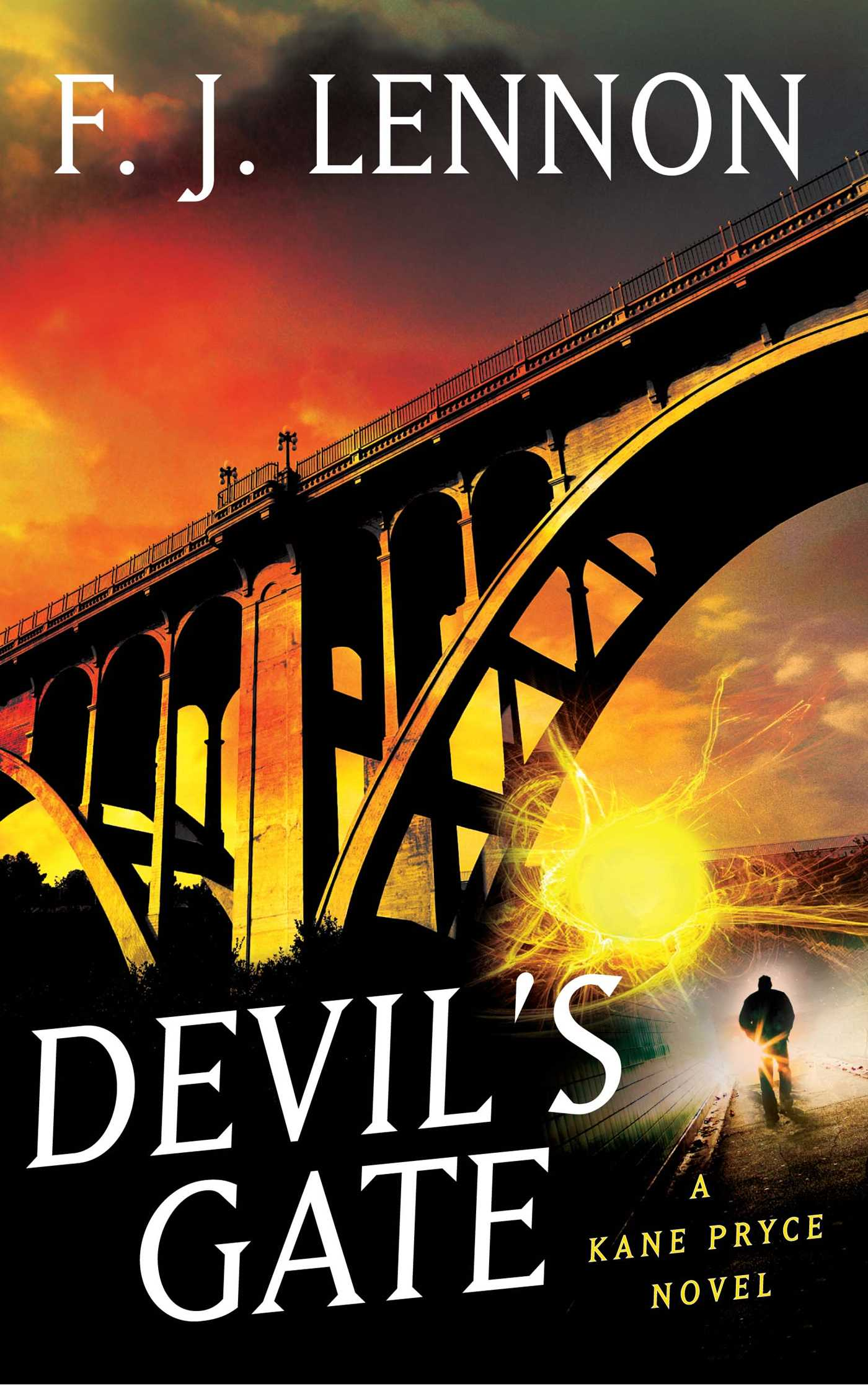 Devils gate 9781439186602 hr