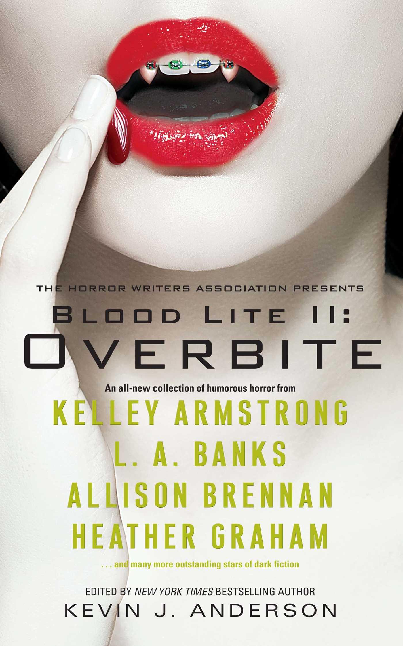 Blood lite ii overbite 9781439187708 hr
