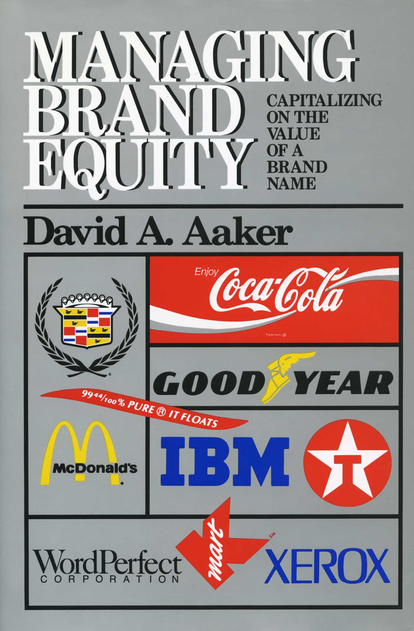 Managing brand equity 9781439188385 hr