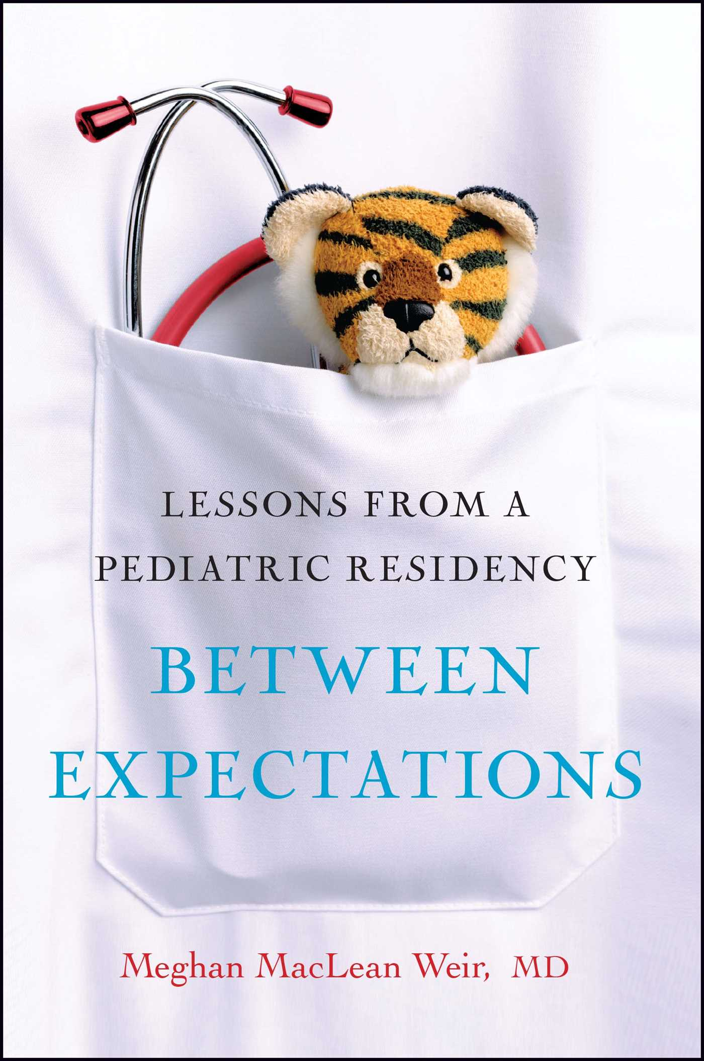 Between expectations 9781439189092 hr