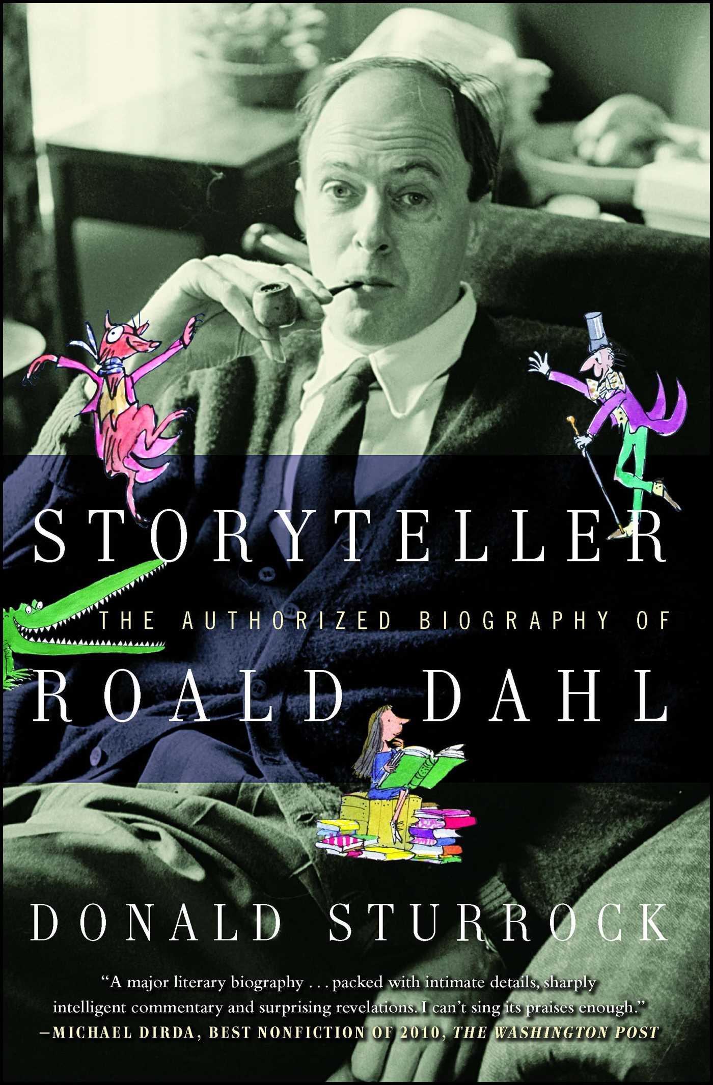 Storyteller 9781439189764 hr