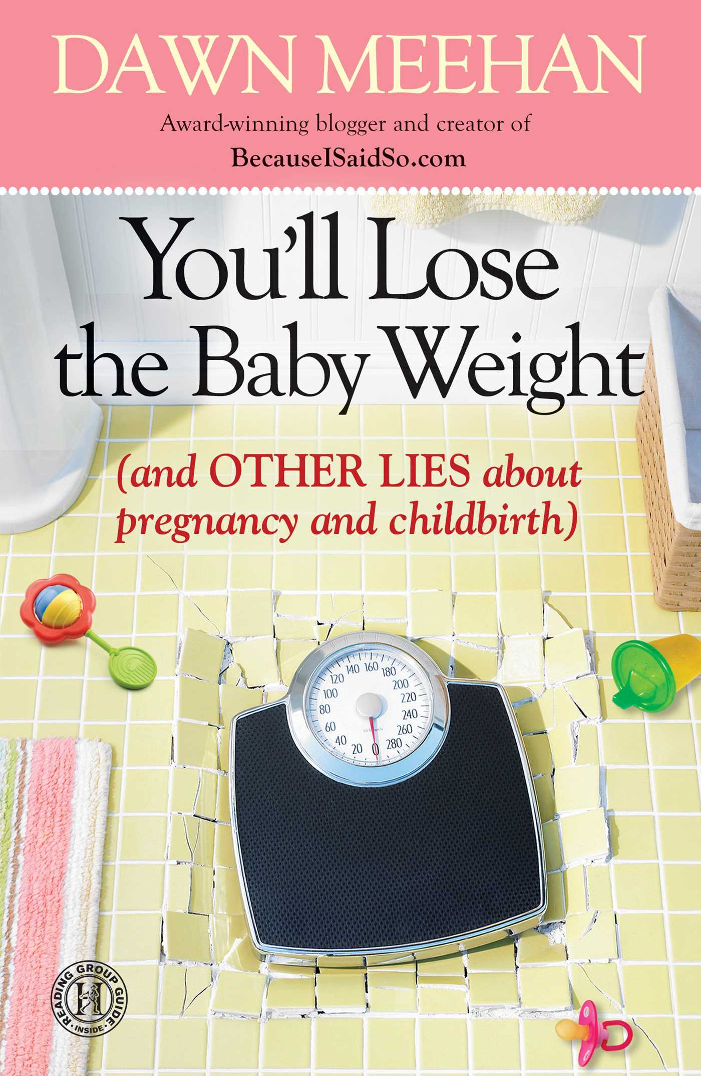 Youll lose the baby weight 9781439190036 hr