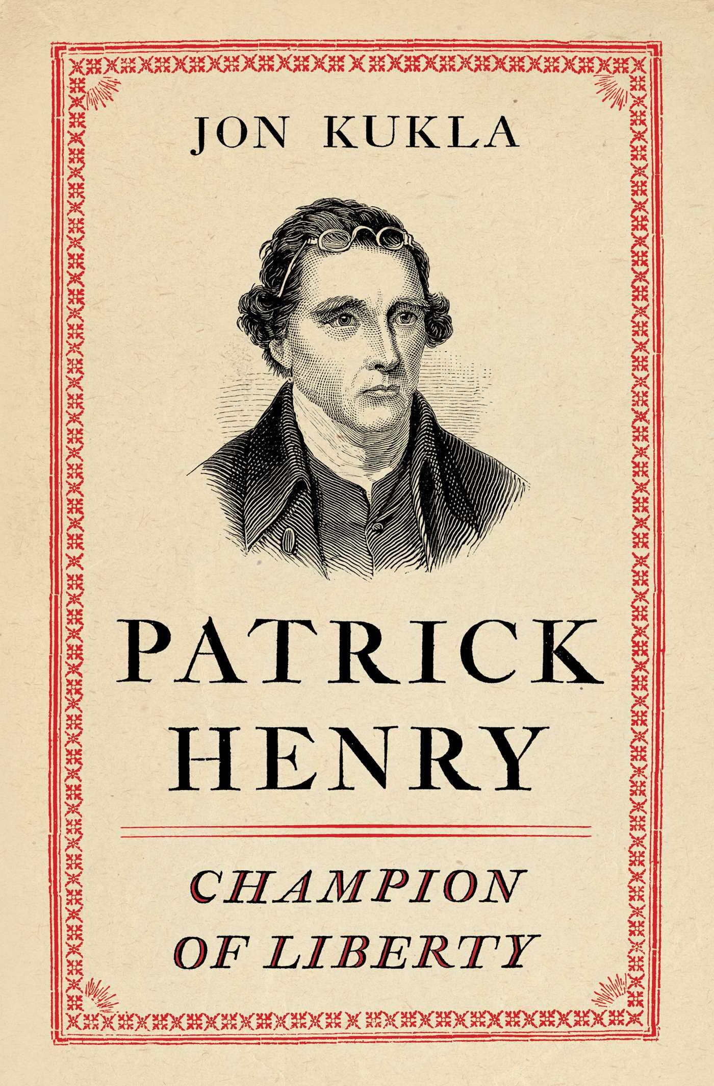 Patrick henry 9781439190814 hr