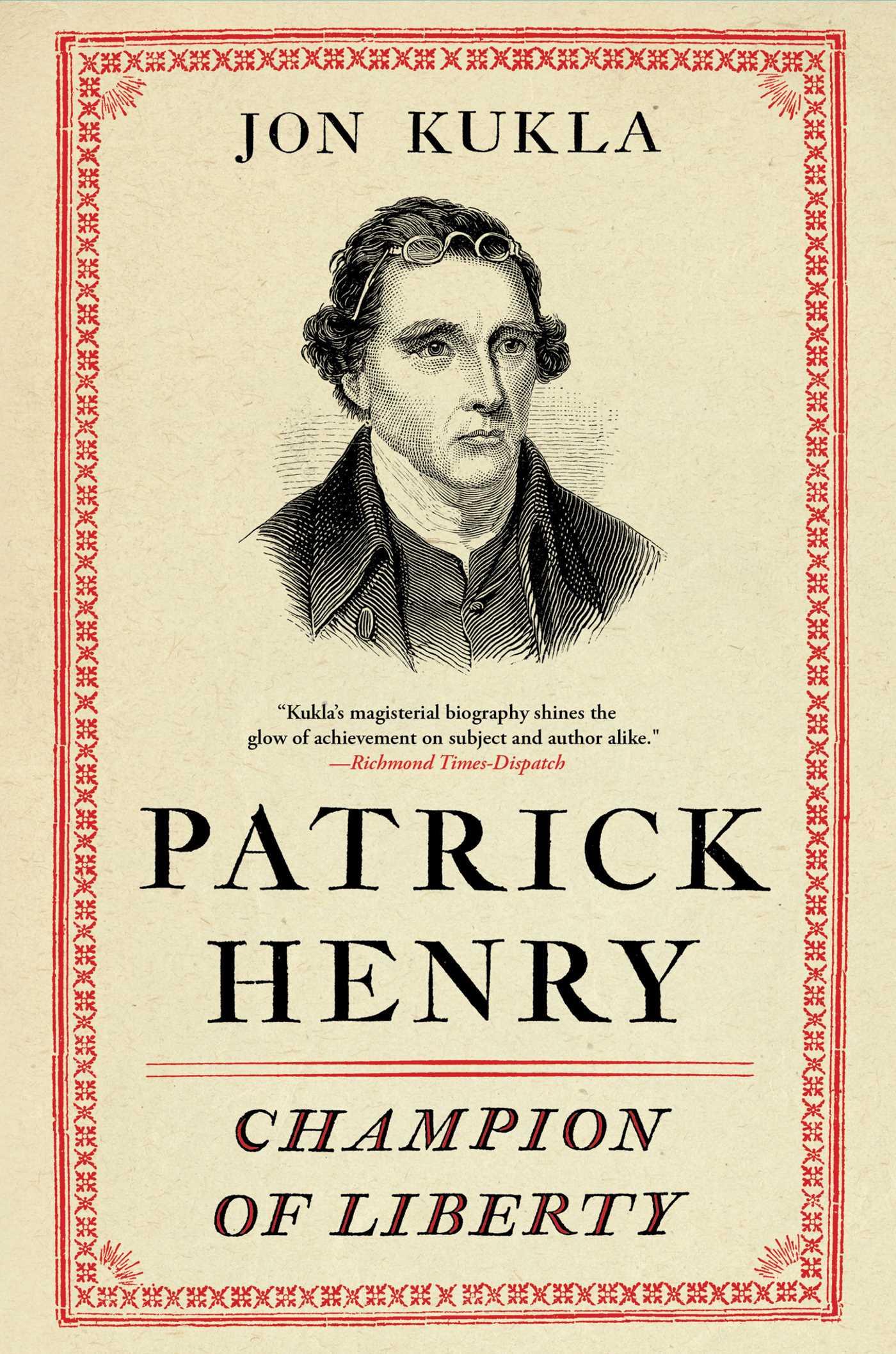 Patrick henry 9781439190821 hr