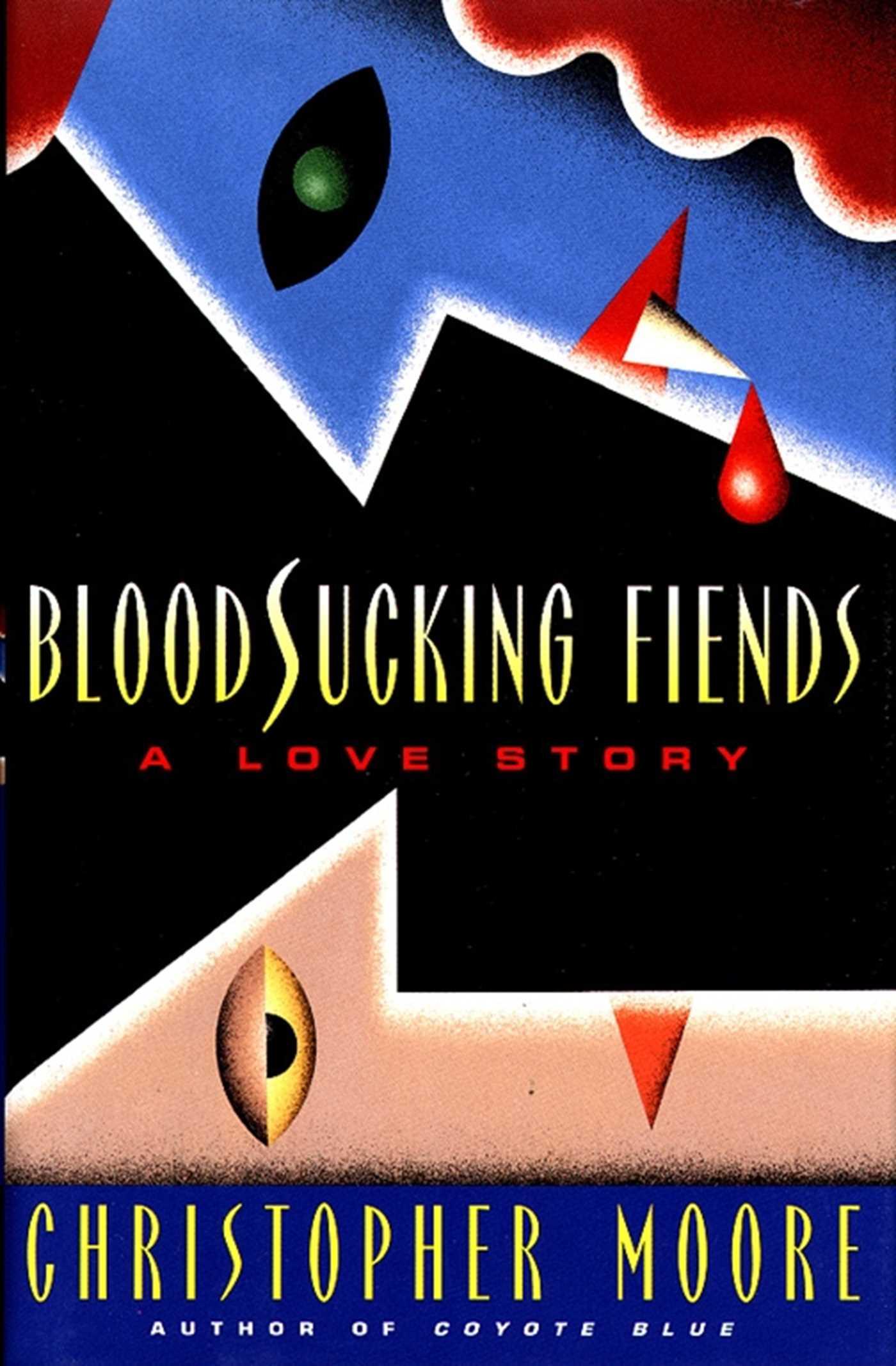 Bloodsucking fiends 9781439191491 hr