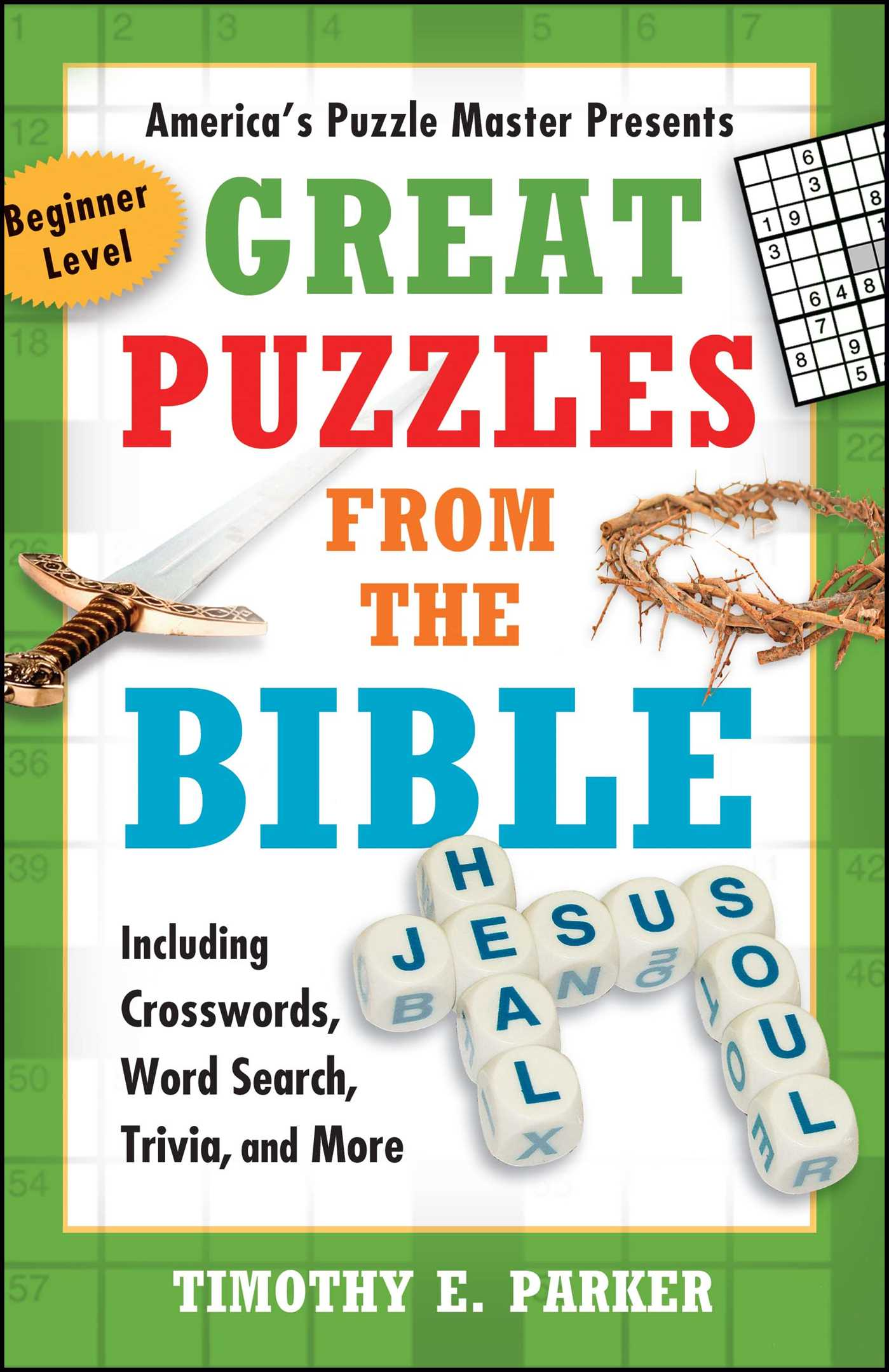 Great puzzles from the bible 9781439192269 hr