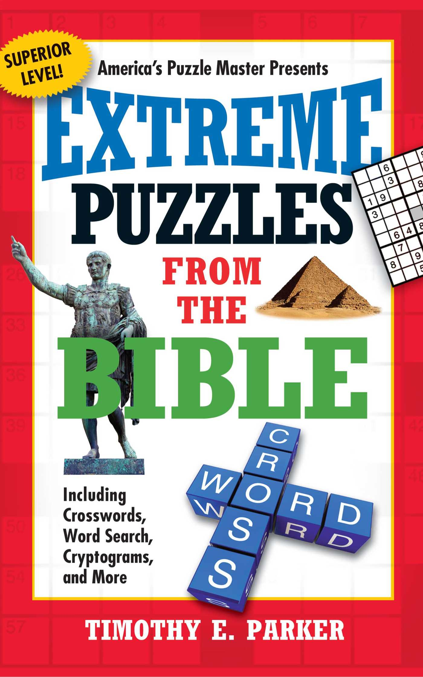 Extreme puzzles from the bible 9781439192306 hr