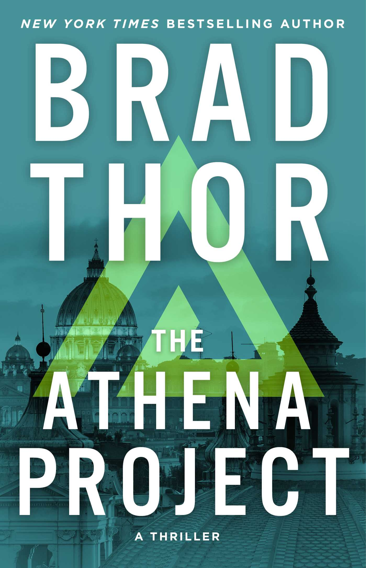 The athena project 9781439193051 hr