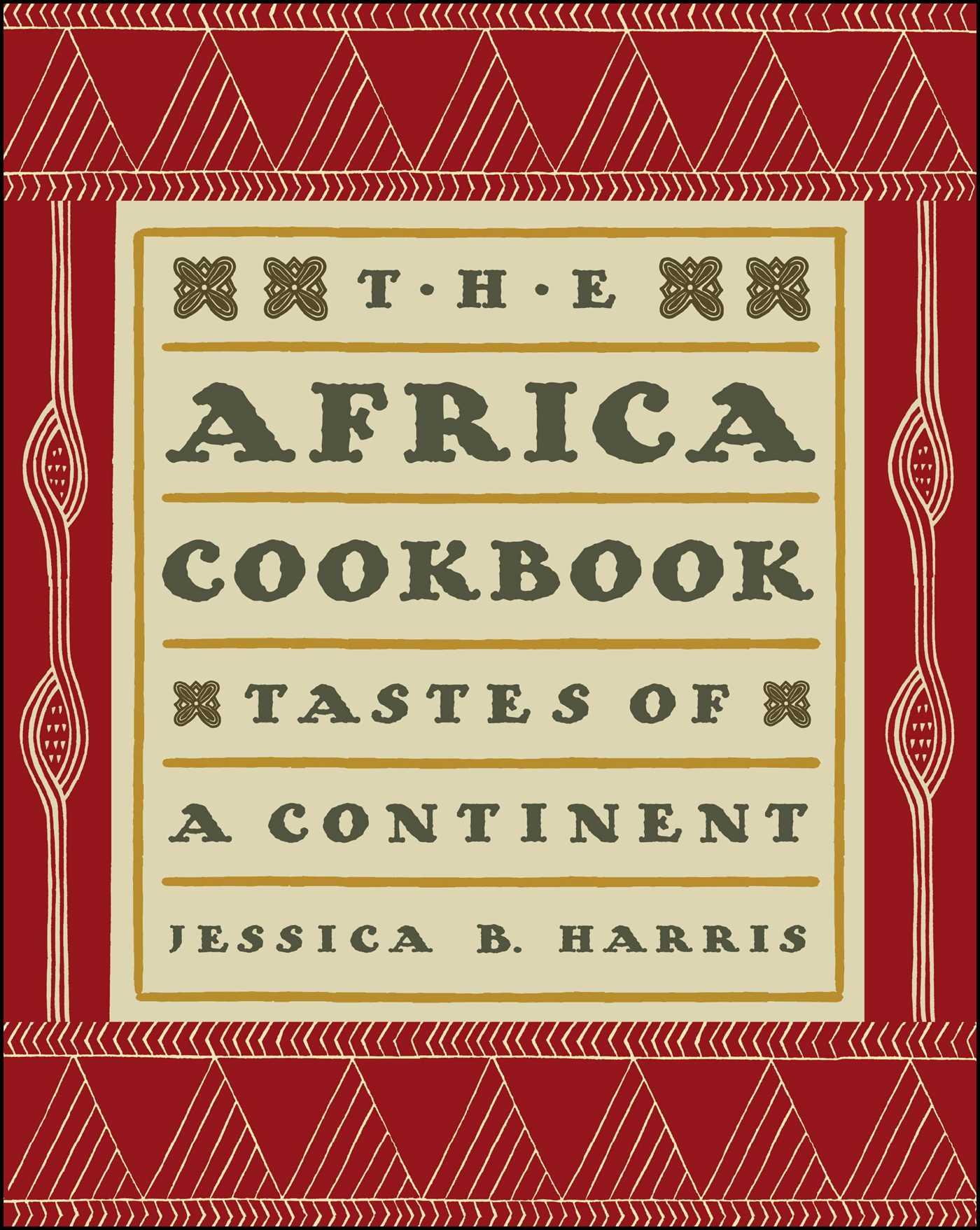 The africa cookbook 9781439193303 hr