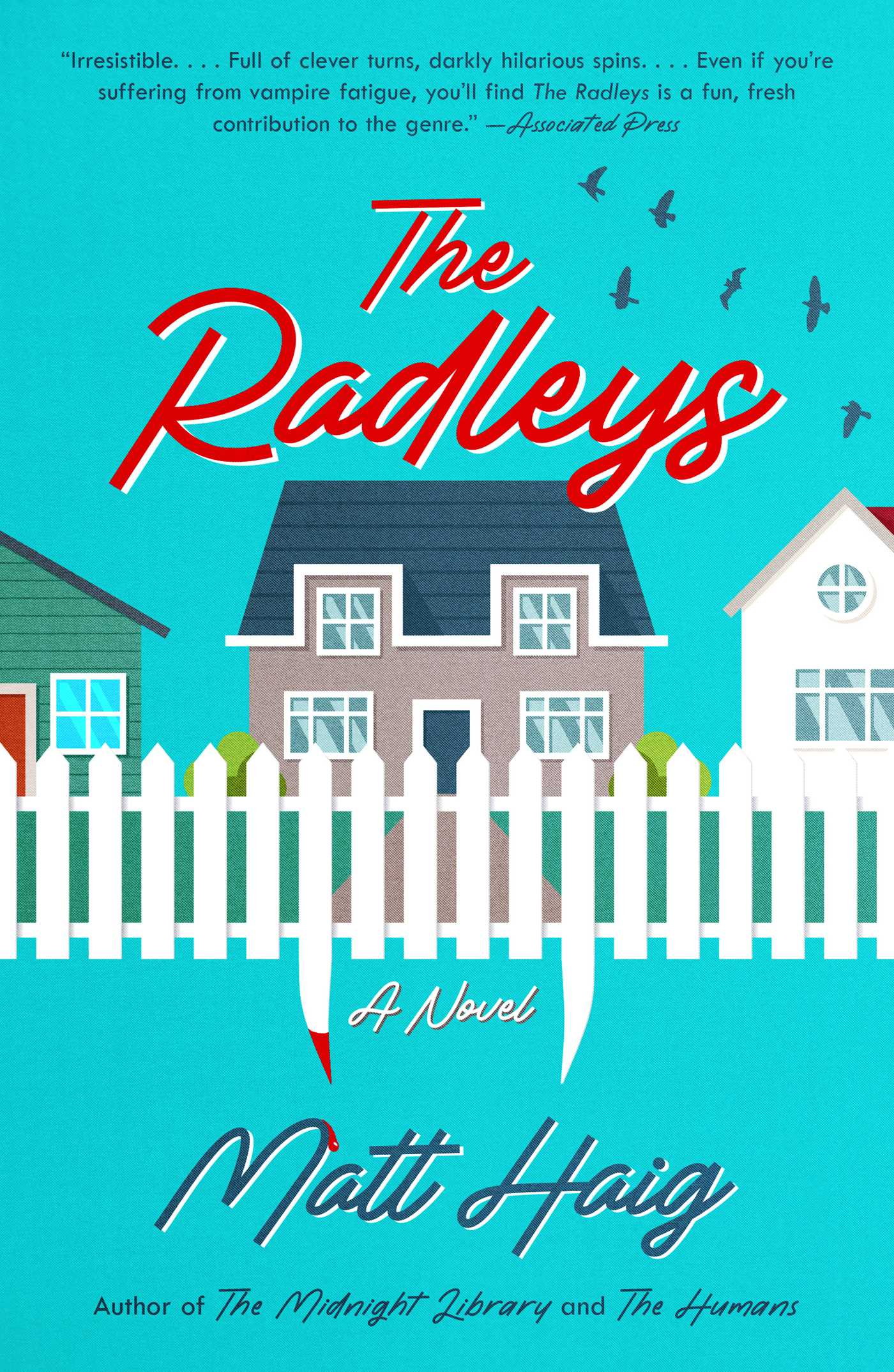 The radleys 9781439194645 hr