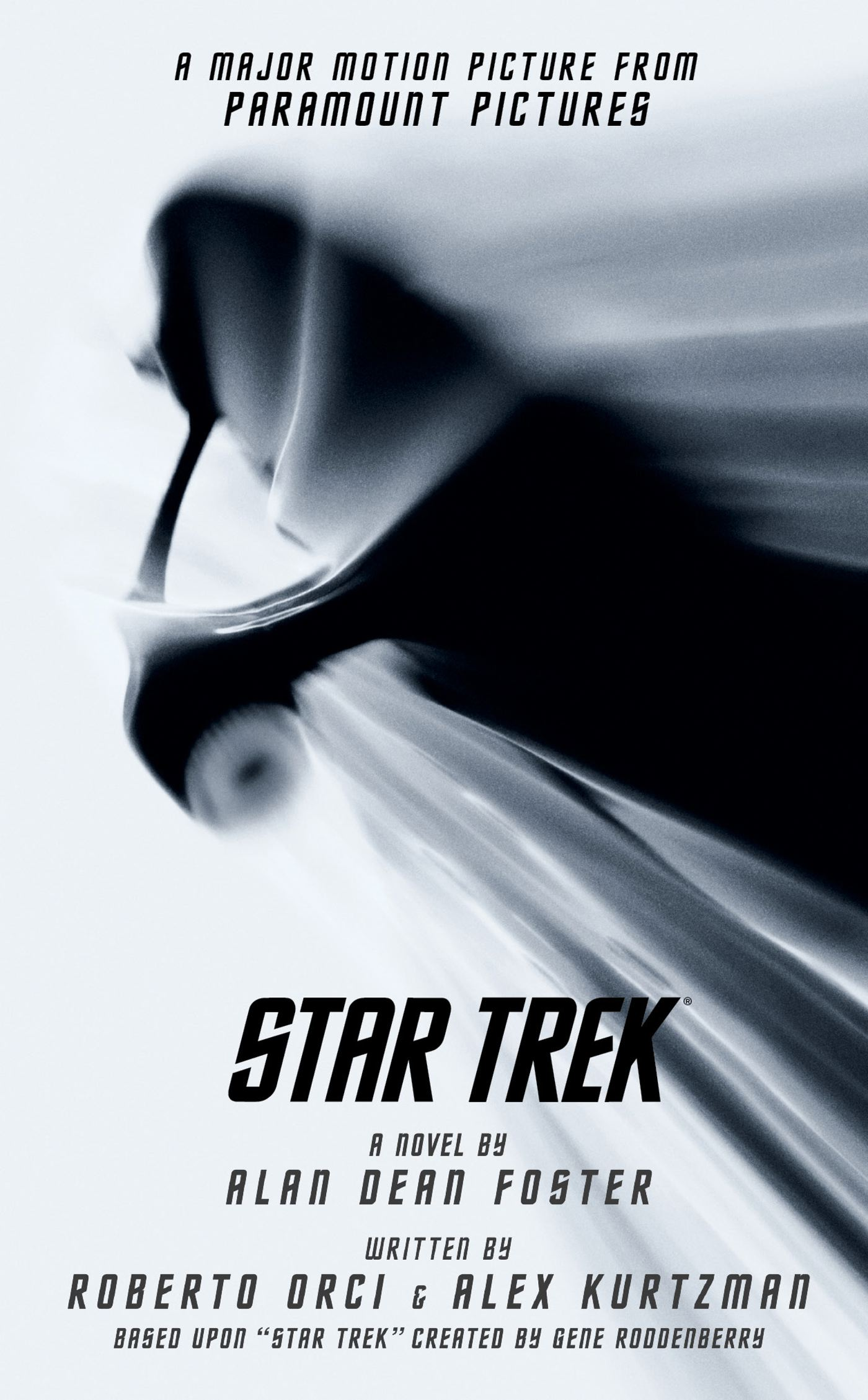 Star trek movie tie in novelization 2009 9781439194874 hr