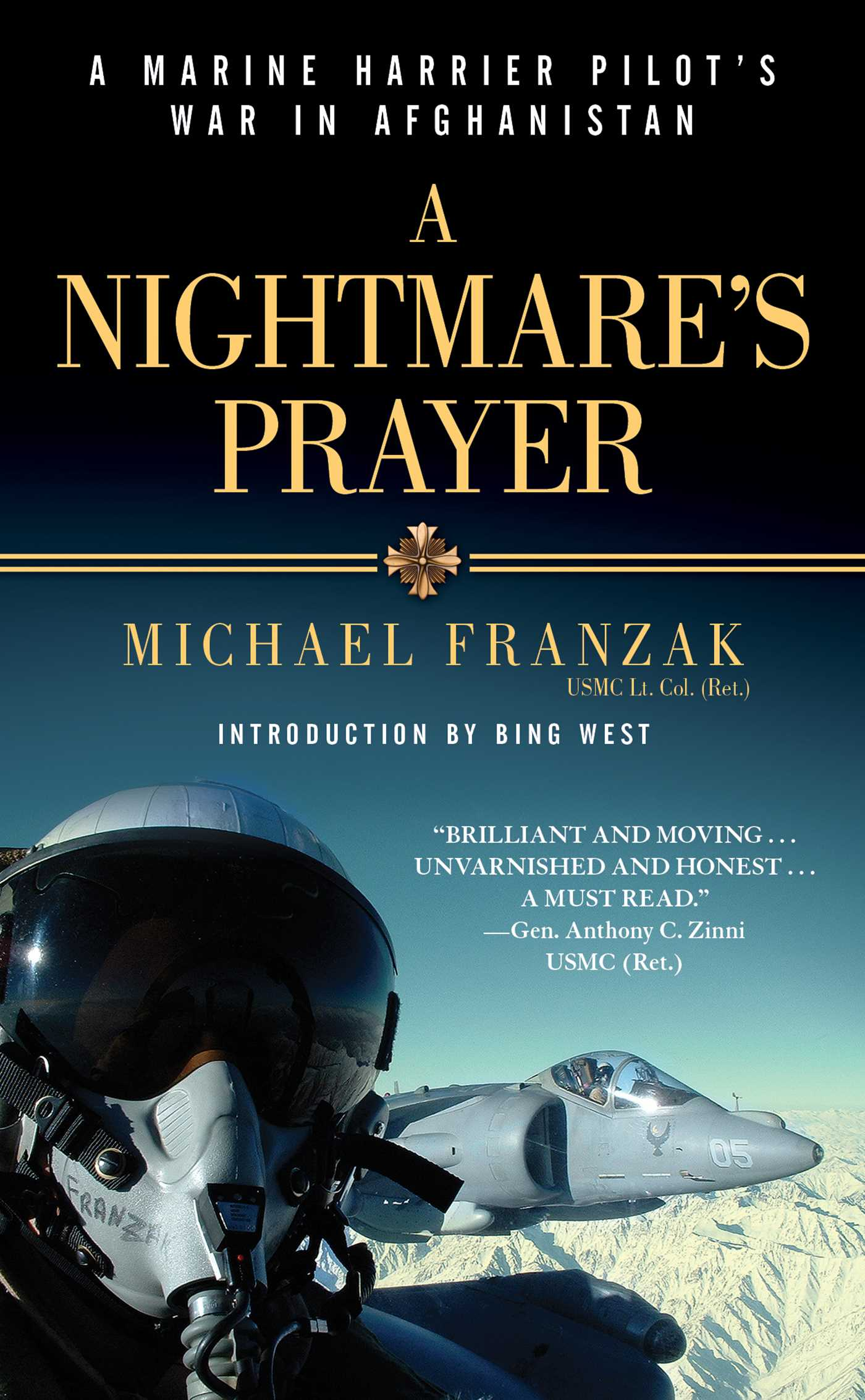 A nightmares prayer 9781439194997 hr