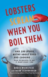 Lobsters scream when you boil them 9781439195376