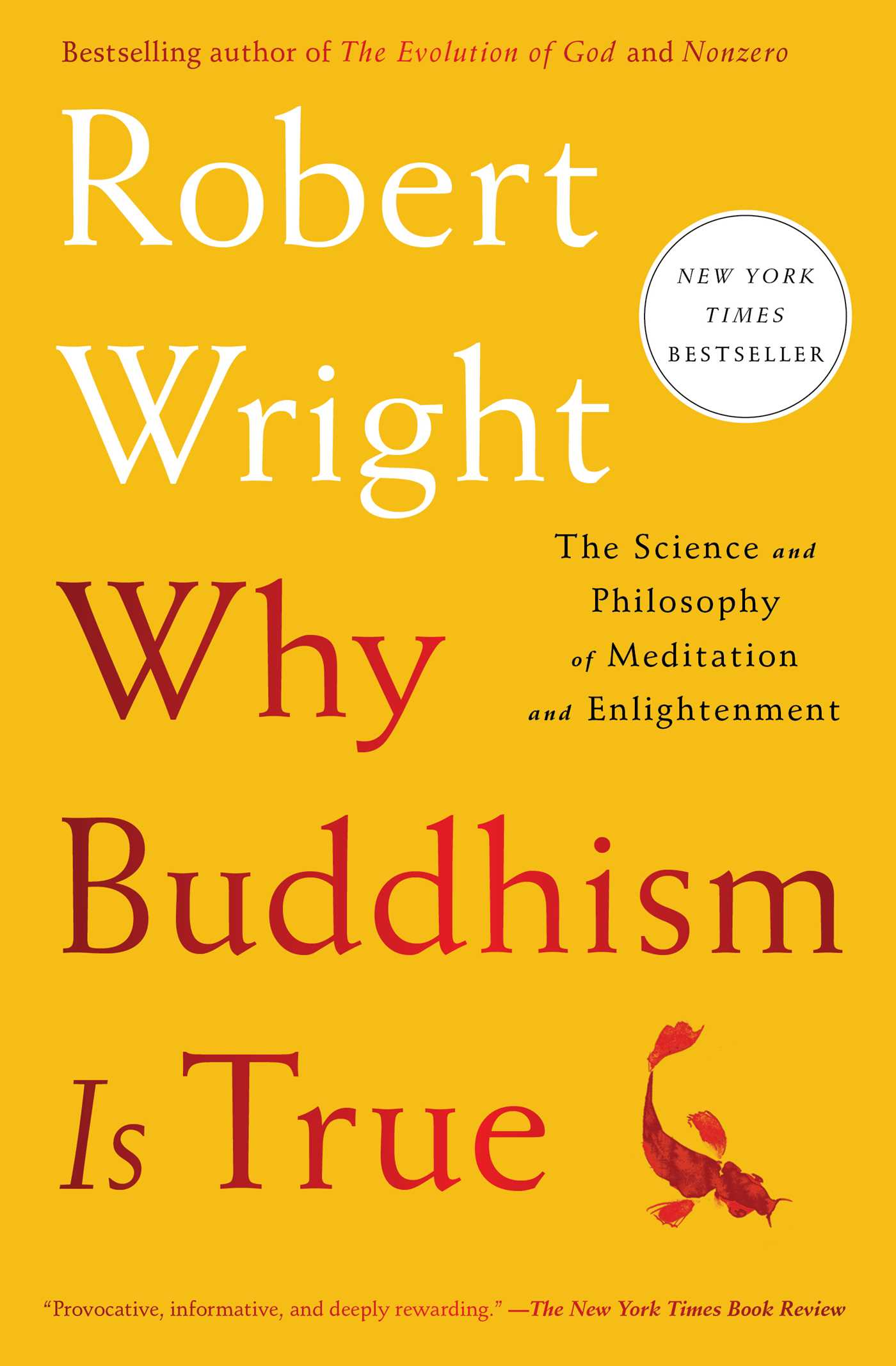 Why buddhism is true 9781439195468 hr